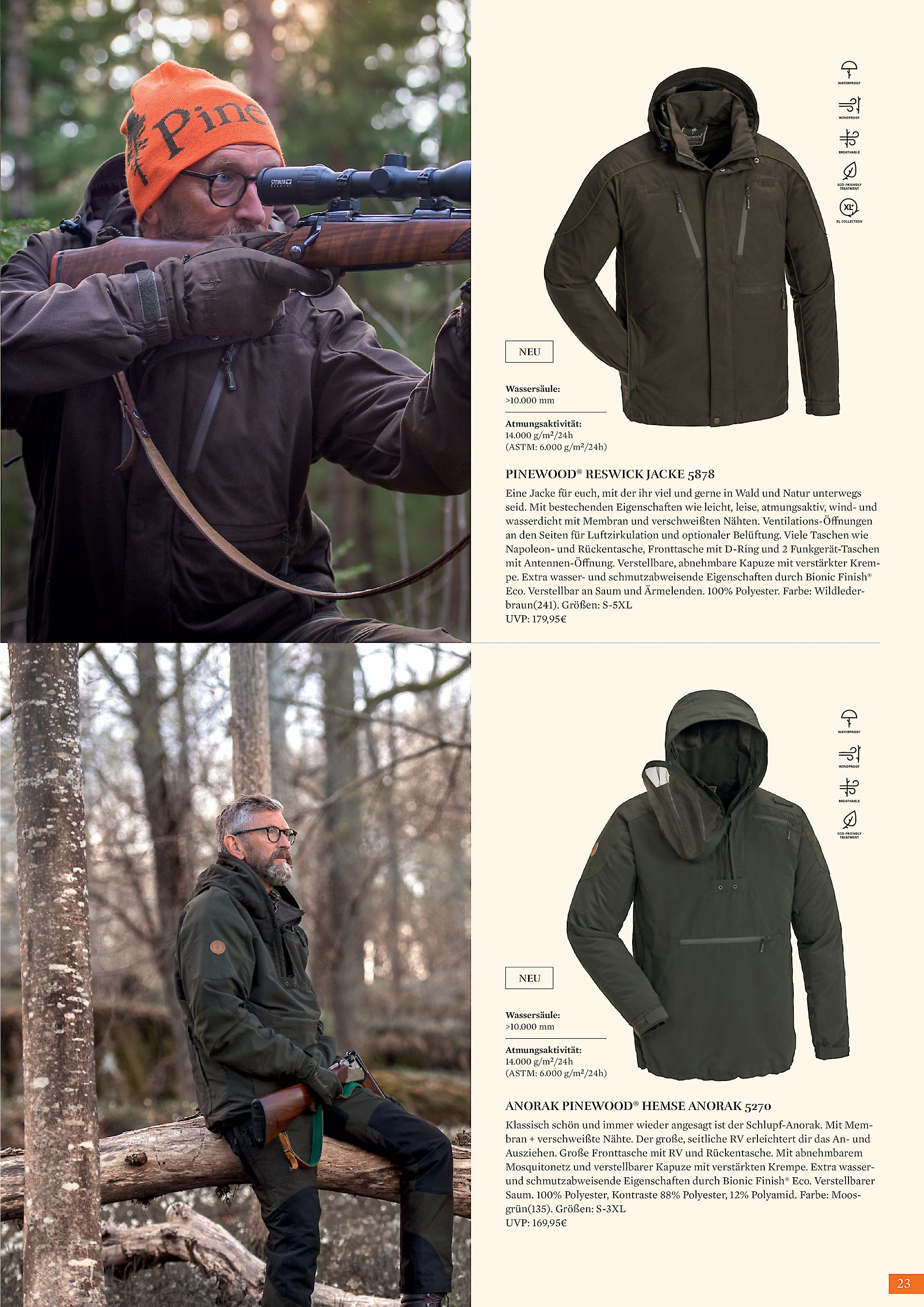 DE - Hunting Hunting AW1819 (endast text) 1d70f22646