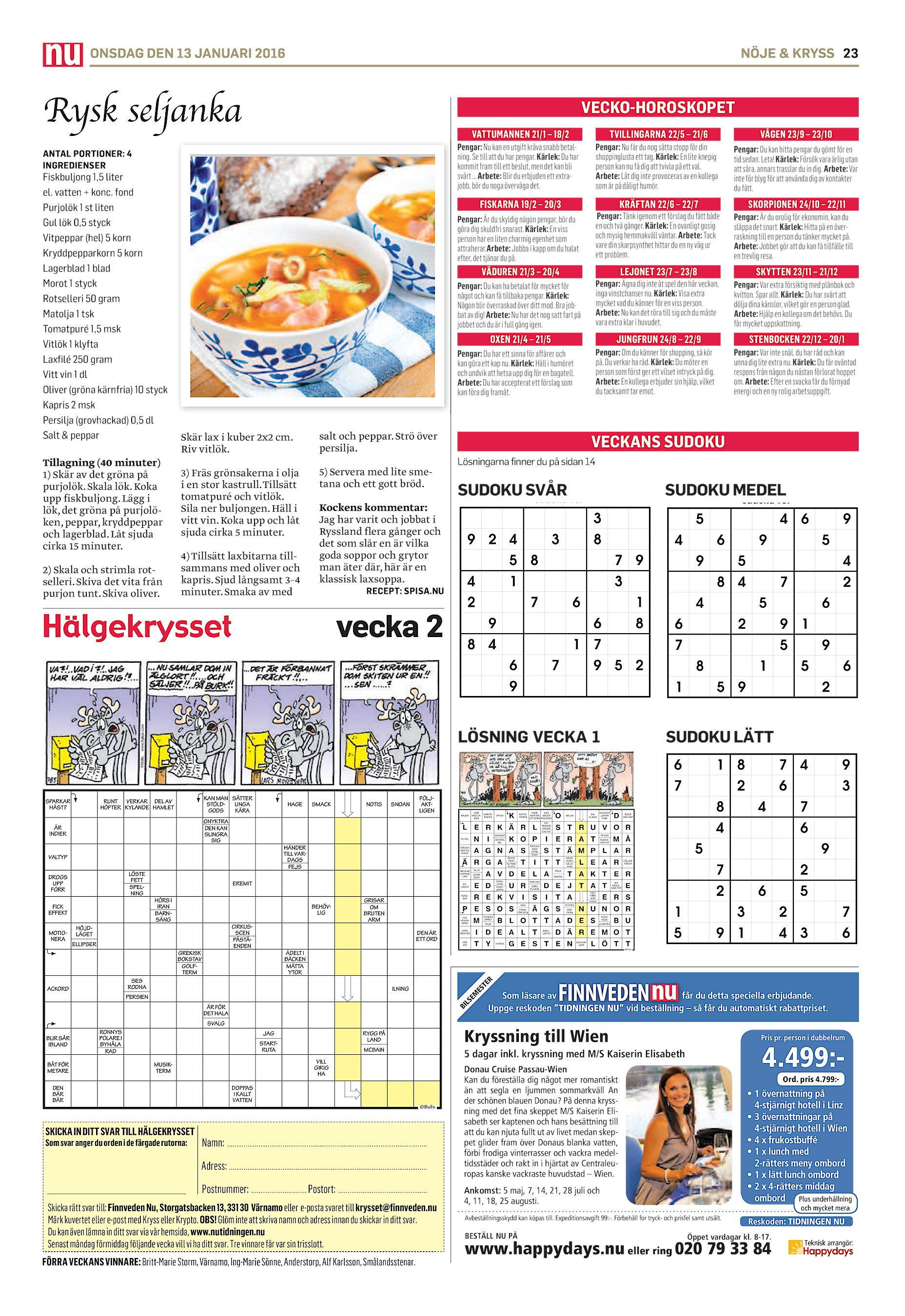 Rev: 2013 MONTERINGSNVISNING BNO HENGEKROK NO ENG SE DK.