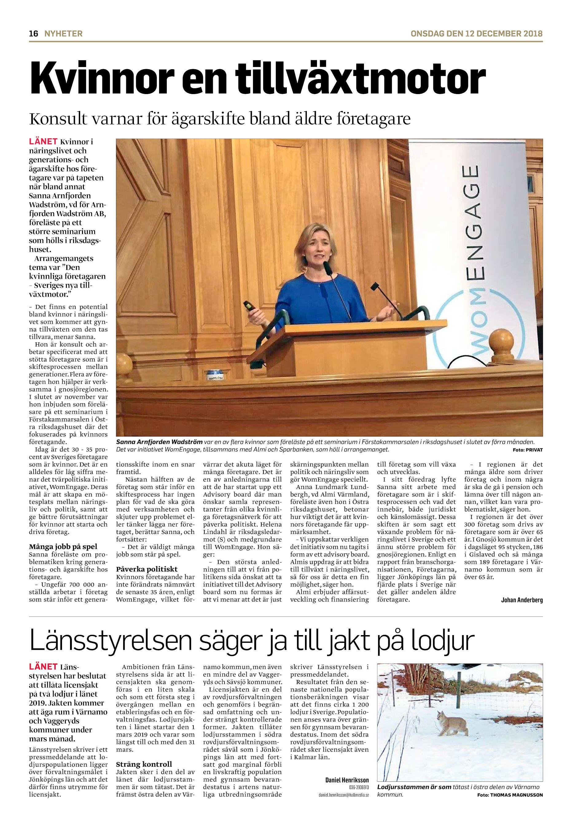 Robin Johansson, Svenarum Kroggrden 2, Hok | unam.net