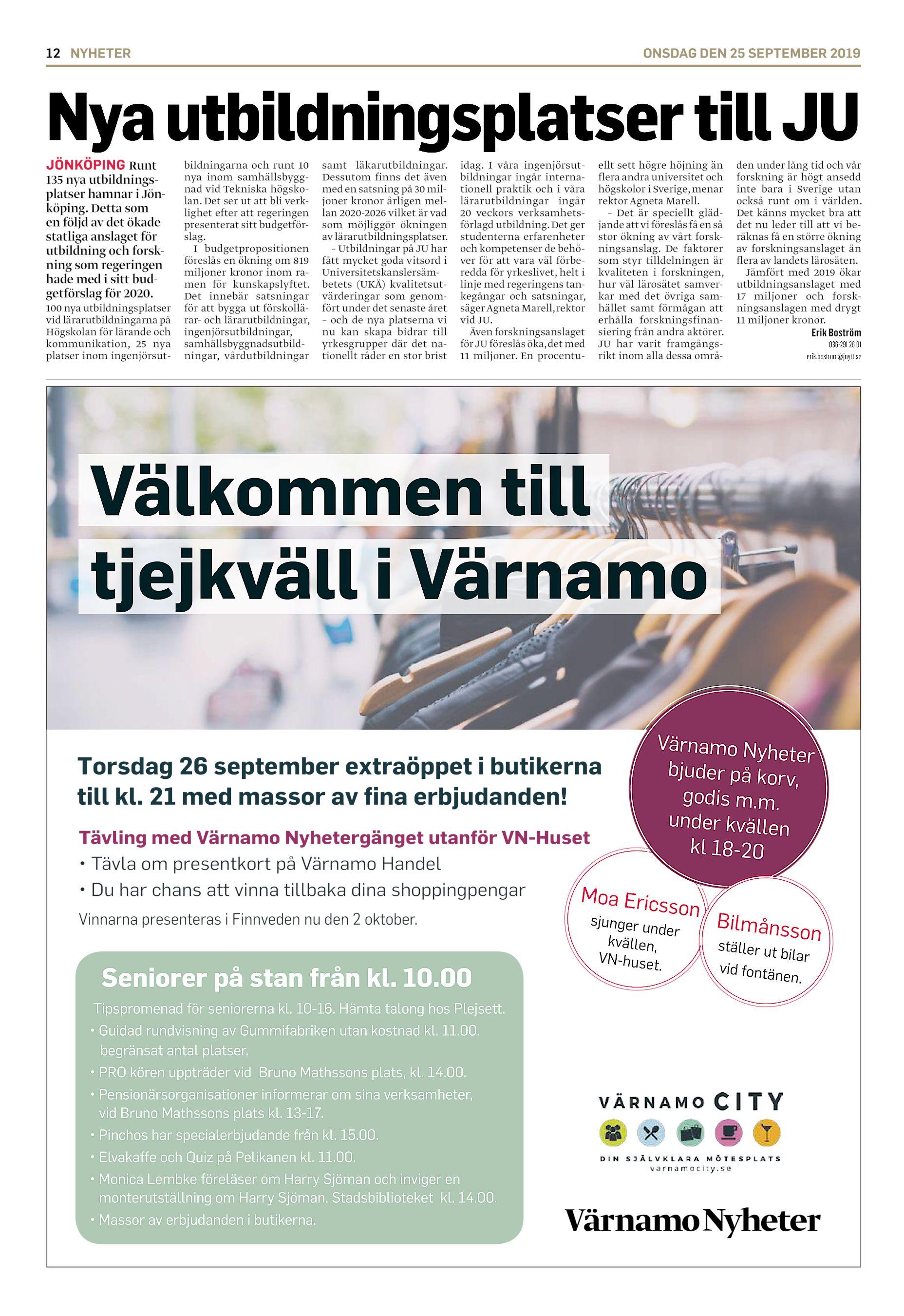 Kyrkklockans frskola - Svenska kyrkan Jnkping