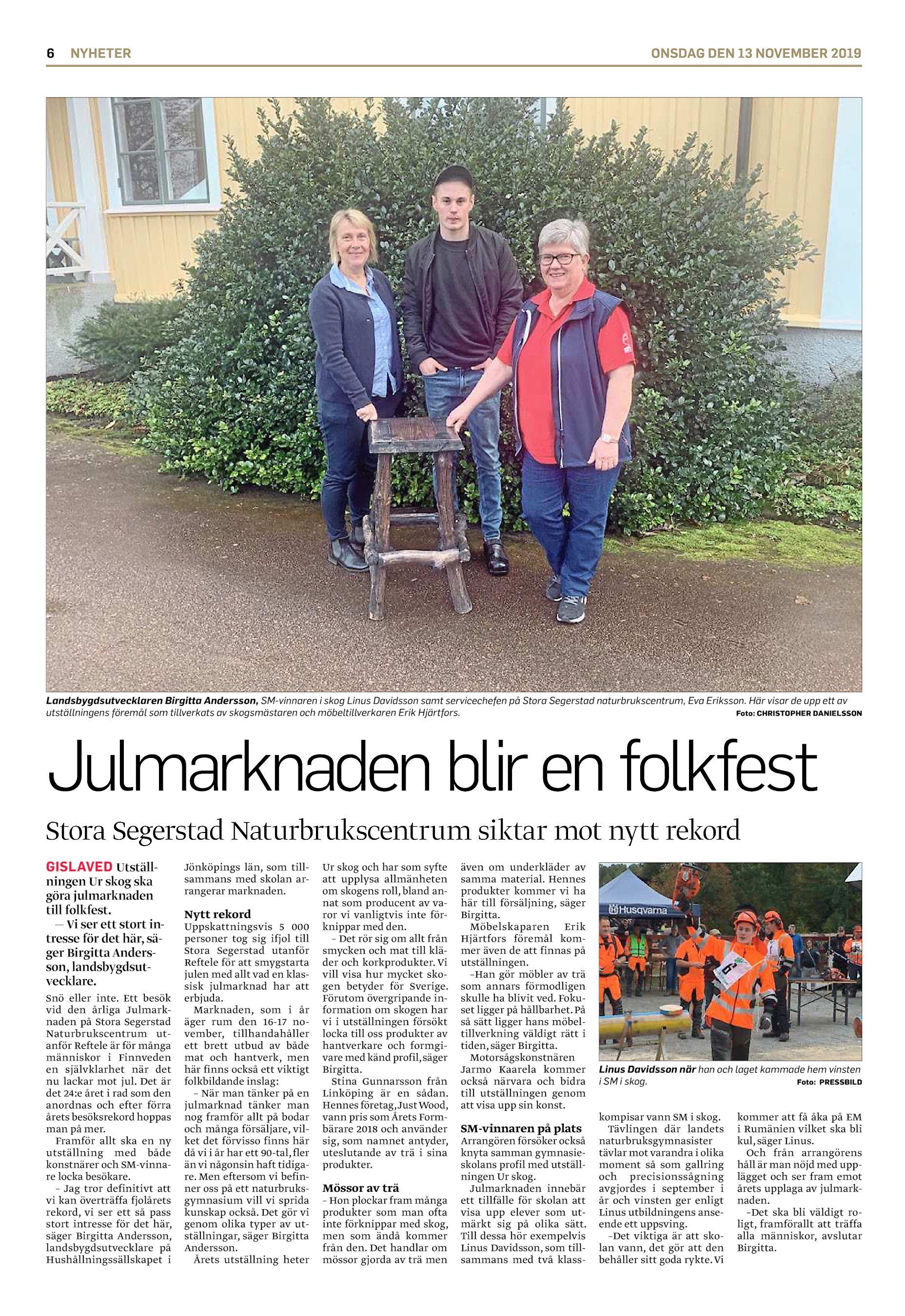 Kenneth Eriksson, 36 r i Edsvalla p Enstavgen 1 B