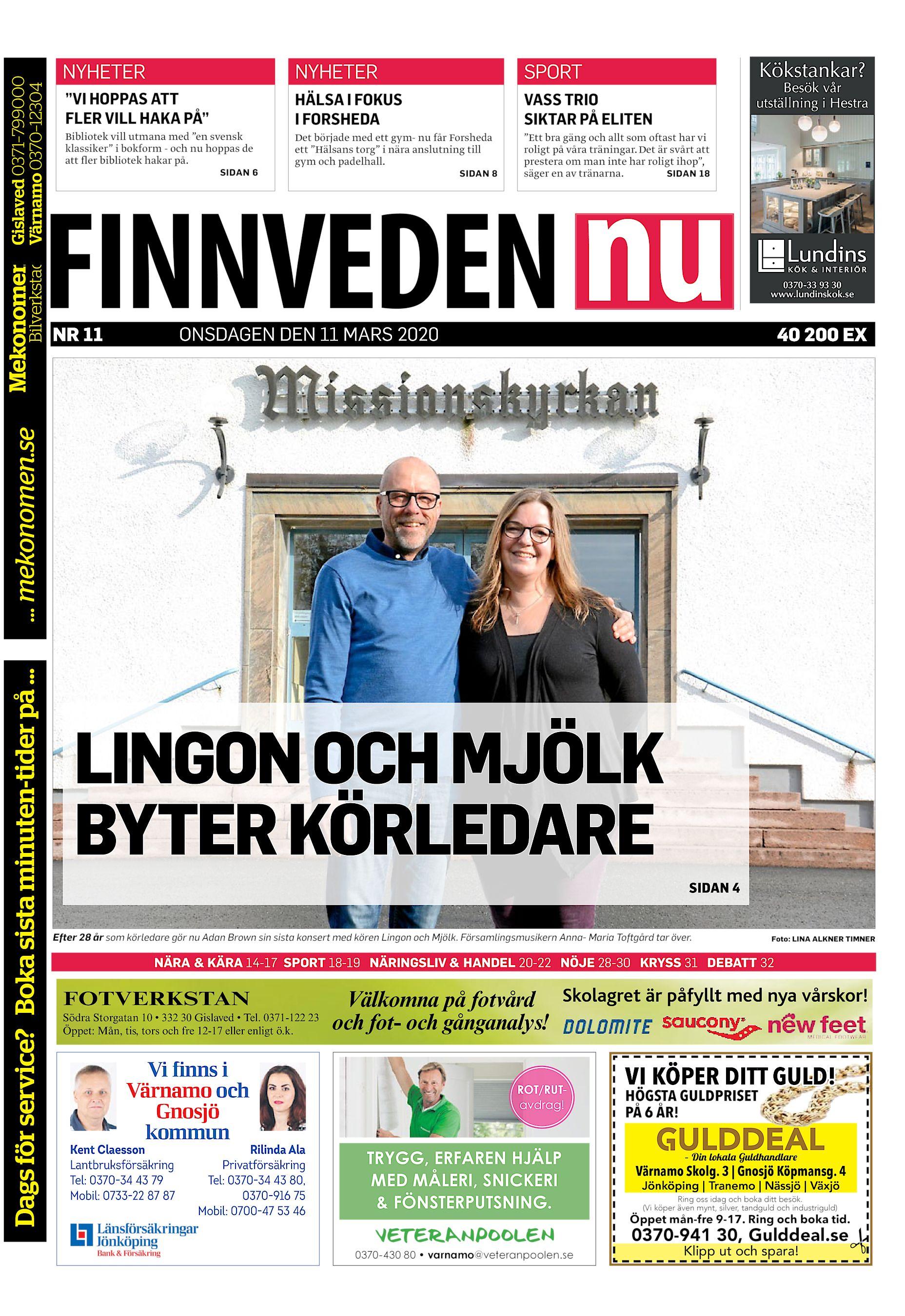 Anneli Hiltunen, 65 r i Forsheda p Storgatan 37 - telefon