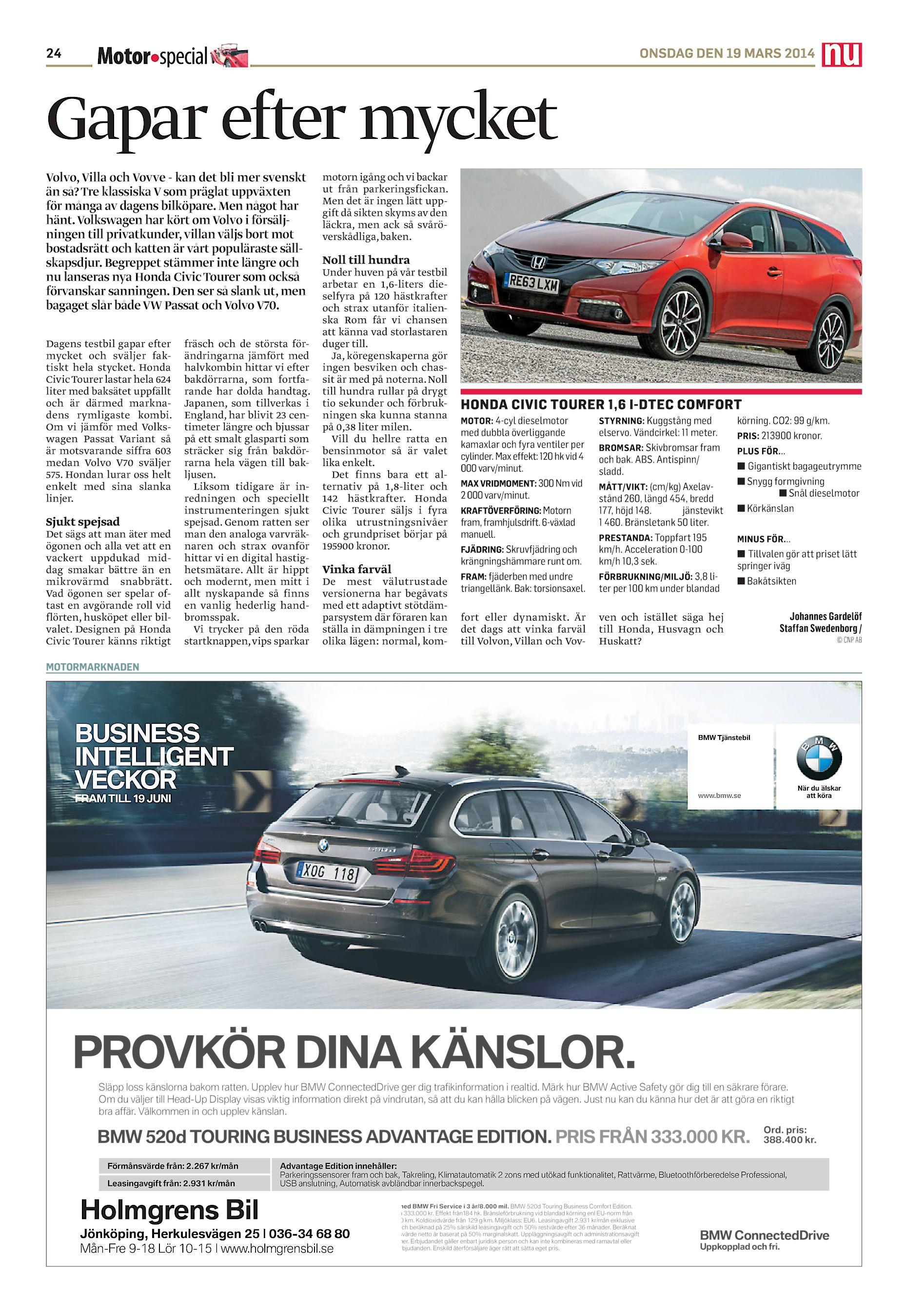 Svenska lastbilar lockar fram vilda ideer om samarbete