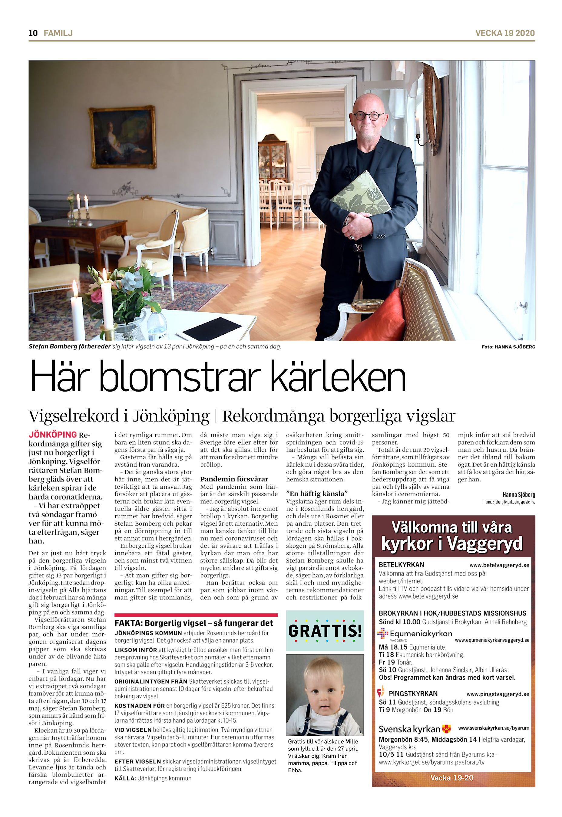 Trdgrdsmbler p Gomr & Andersson Linkping - Auctionet