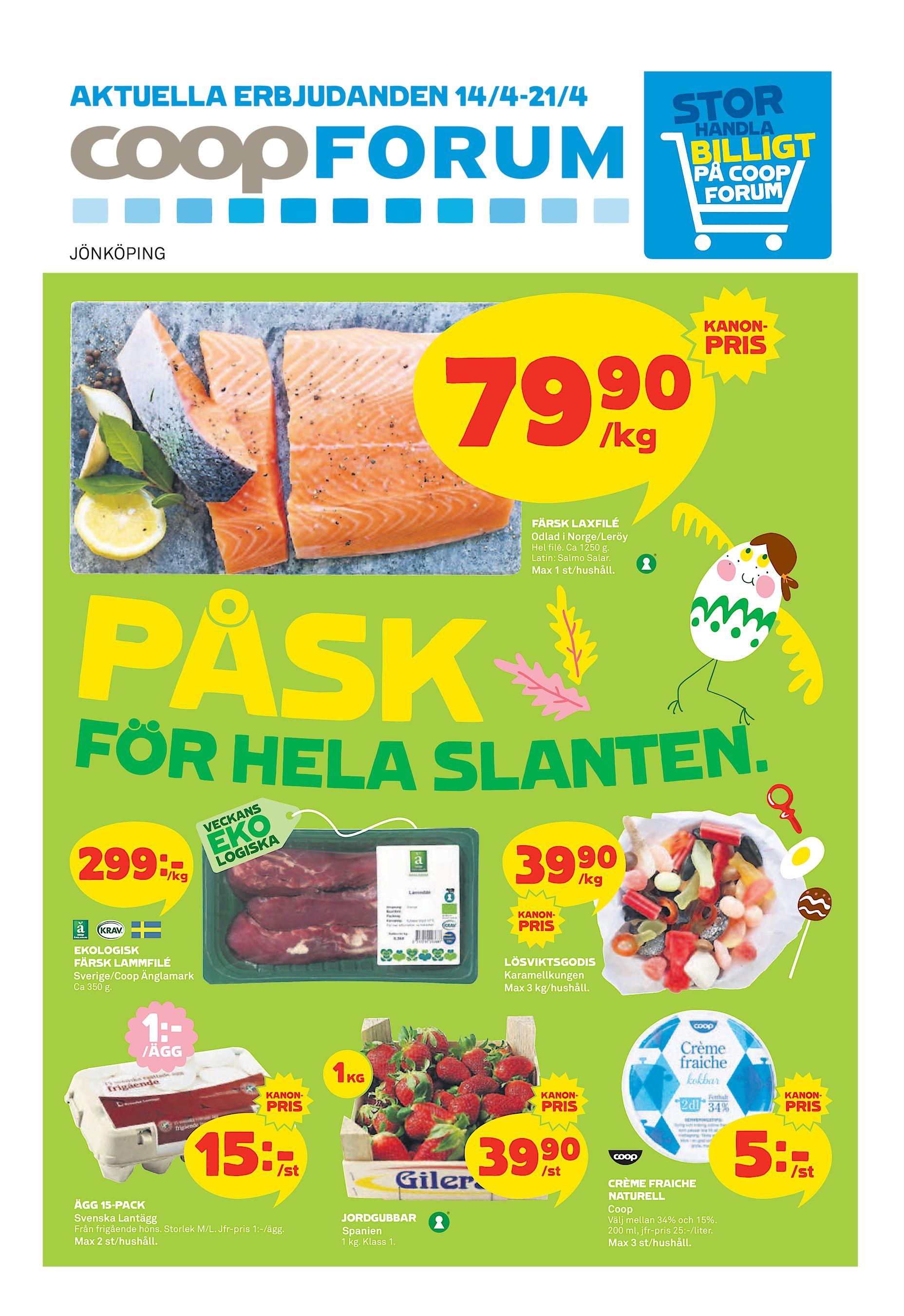 the latest ea111 0903f ... JÖNKÖPING kAnOn- 79)  pris  kg färsk lAxfilé Odlad i Norge Leröy Hel  filé. Ca 1250 g. Latin  Salmo Salar. pÅsk fÖr helA slAnten. Max 1  st hushåll. s An ...