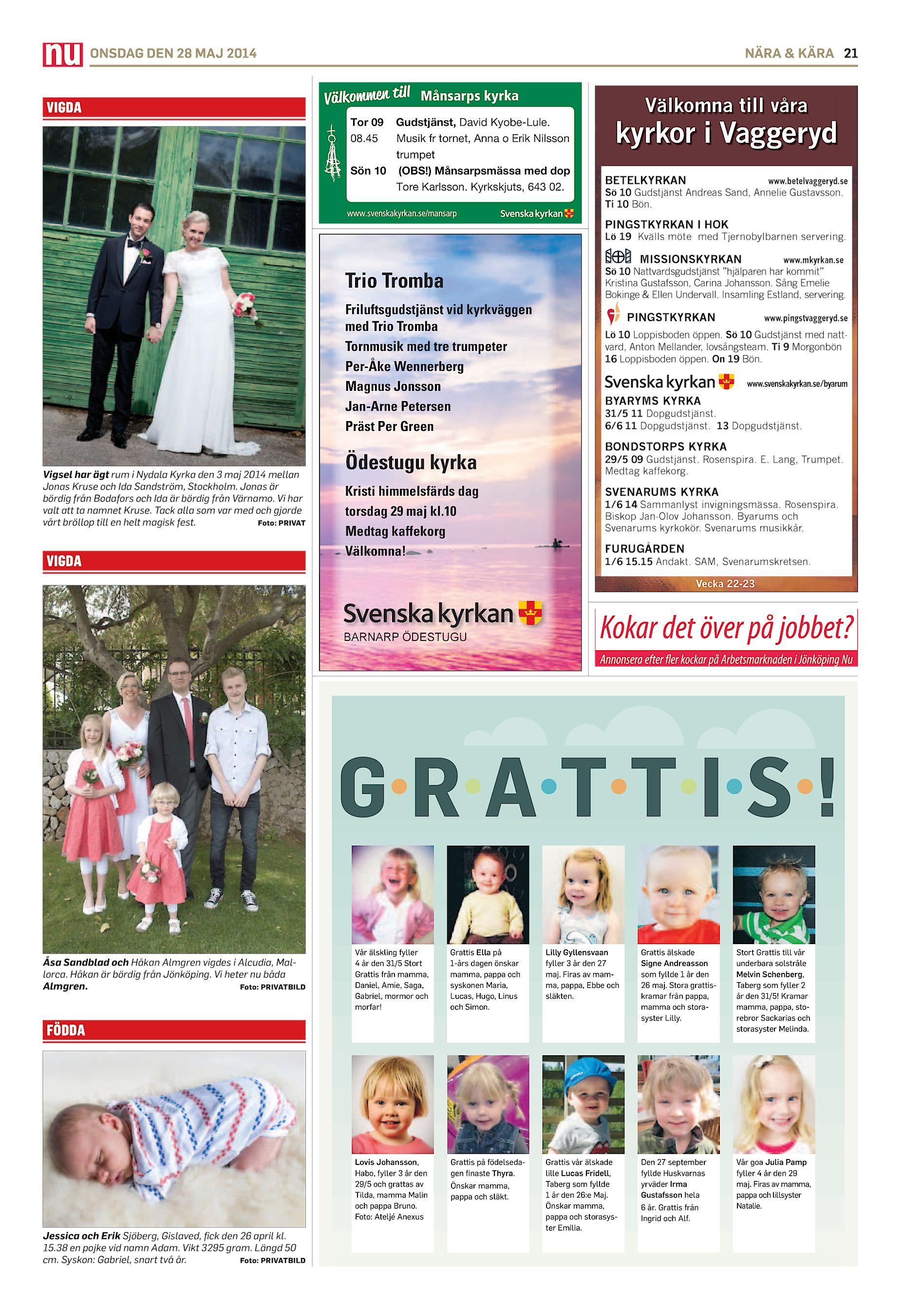 Mnsarps Kyrkoblad 2/2019 by Mnsarps frsamling - issuu