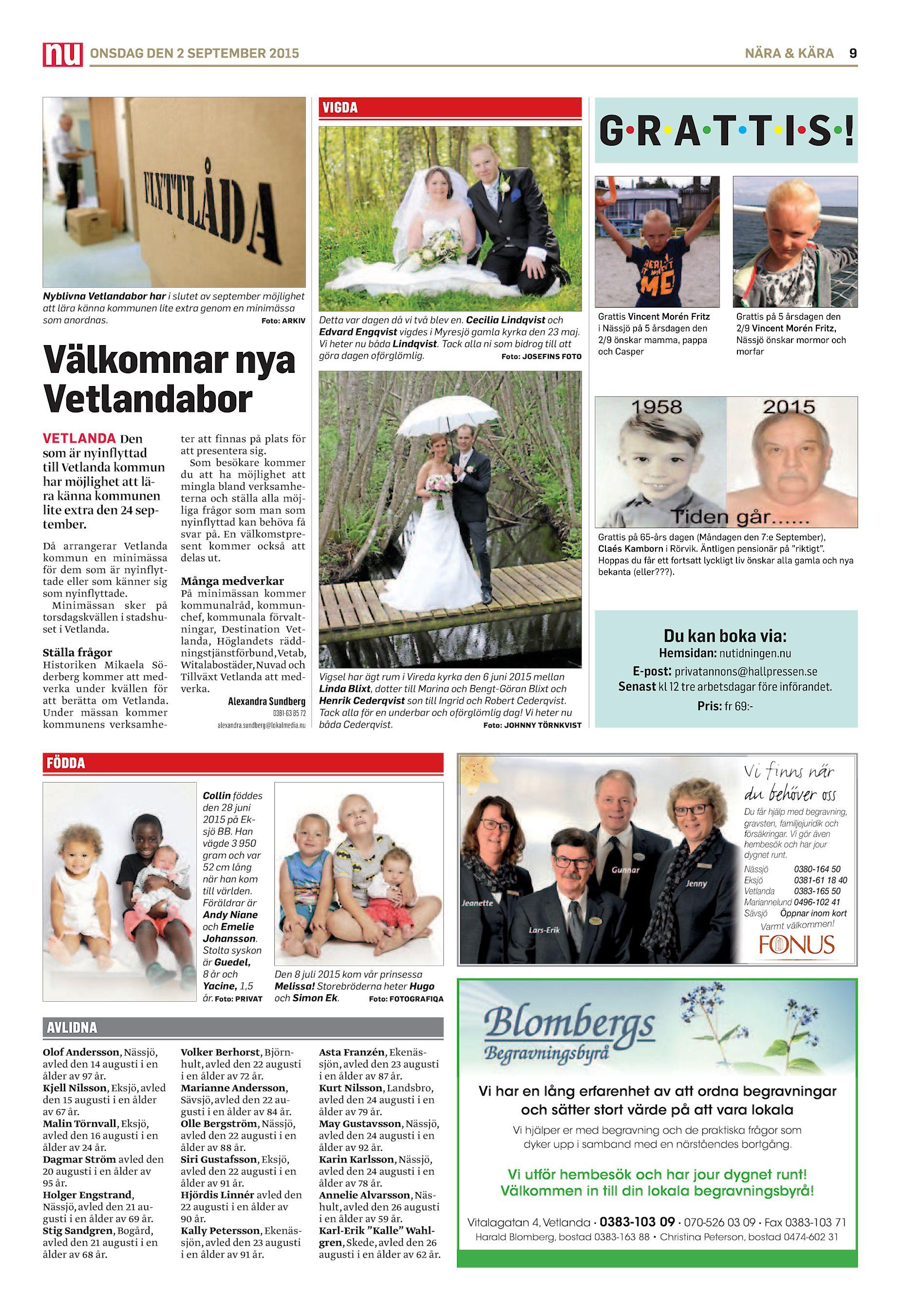 Annika Titusson, Norra Ekagrd 6, Vetlanda | unam.net