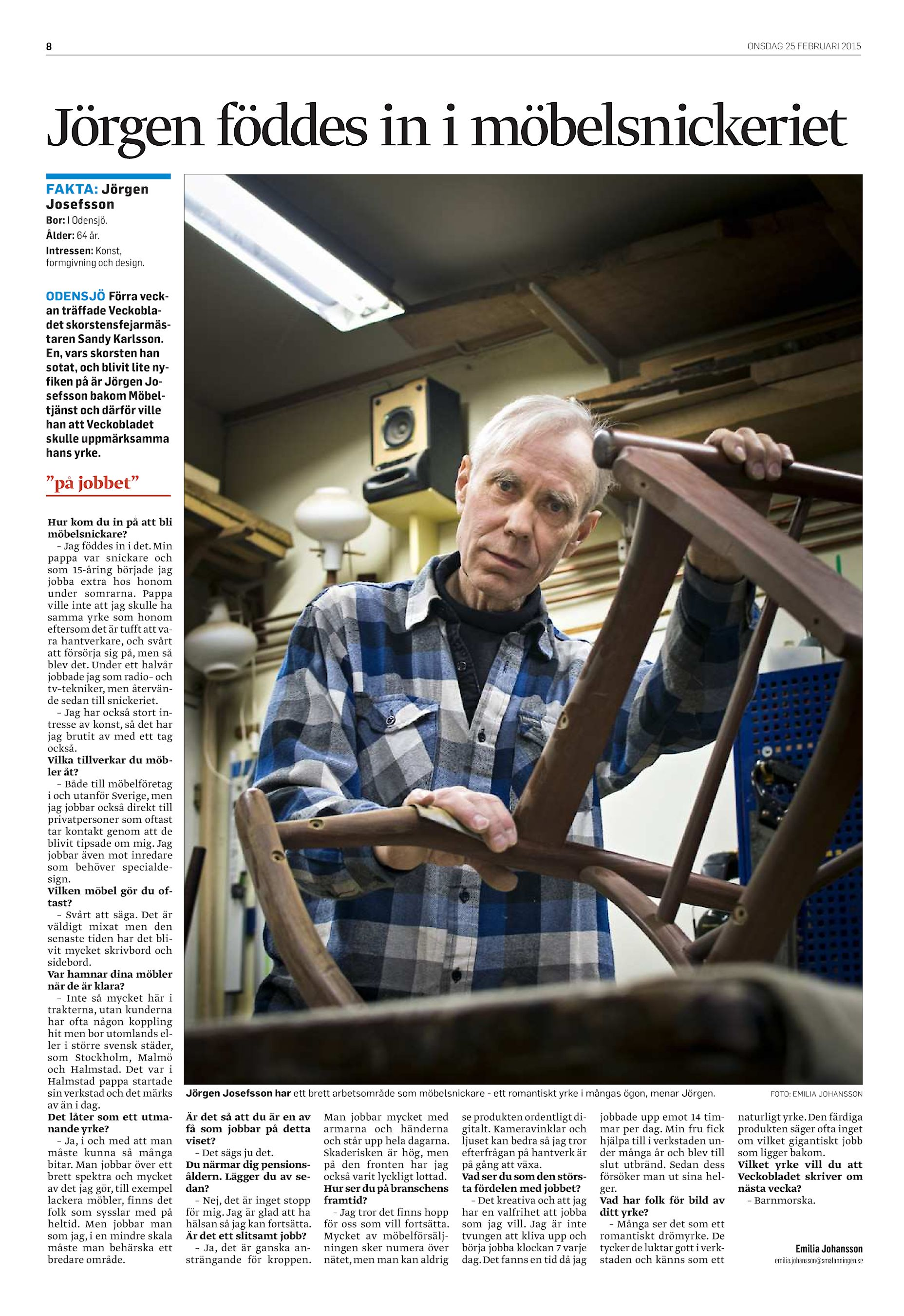 Veckobladet SV-20150225 (endast text)