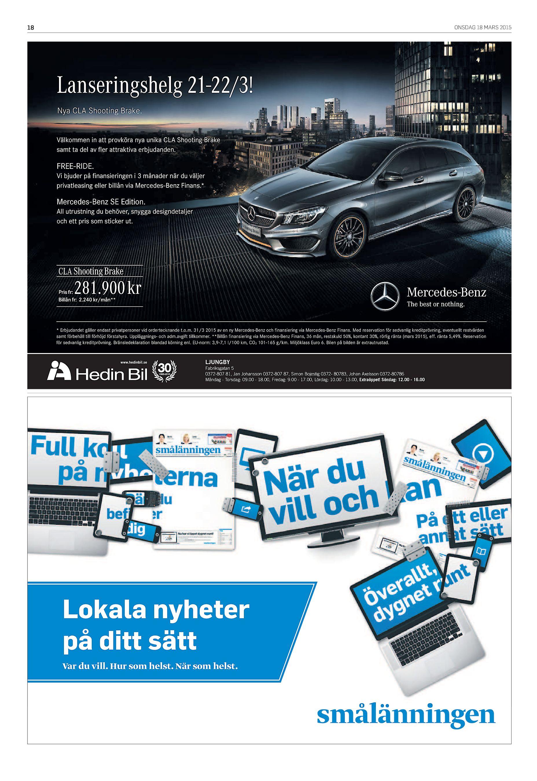 Veckobladet sv 20150318 (endast text)