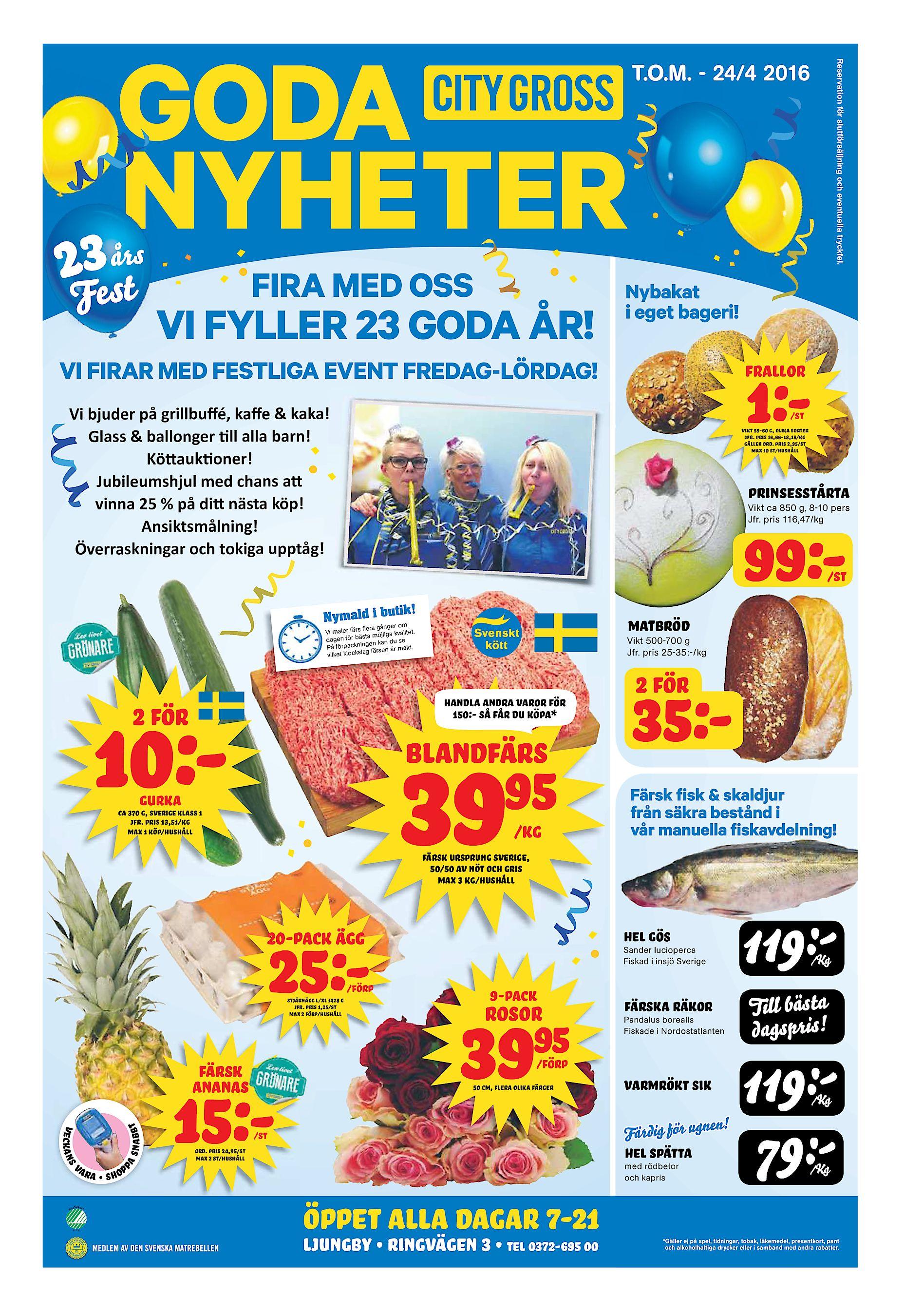Veckobladet SV 20160420 (endast text)
