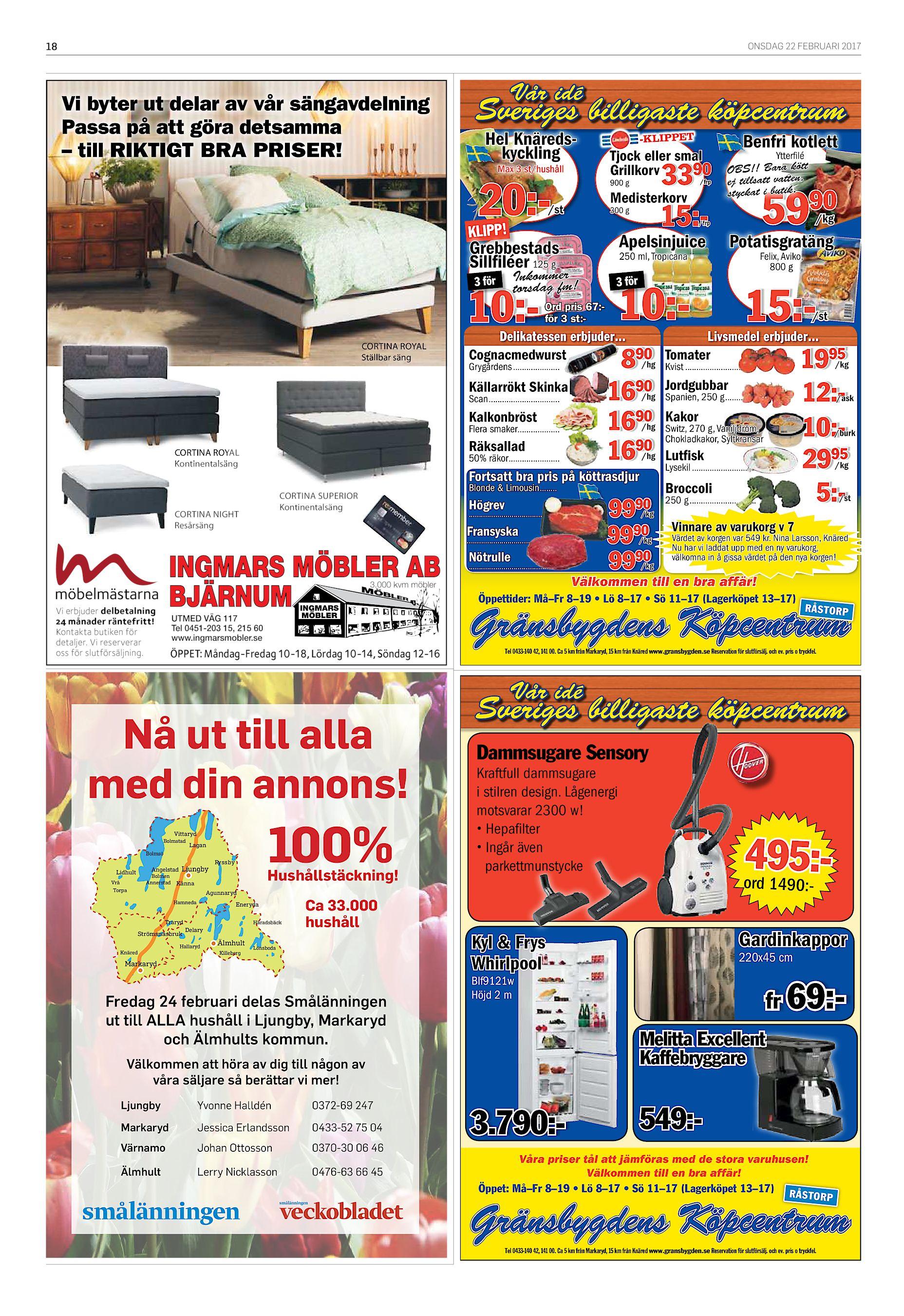 info for 5bb85 97981 18 ONSDAG 22 FEBRUARI 2017 Vi byter ut delar av vår sängavdelning Passa på  att göra detsamma – till RIKTIGT BRA PRISER! Vår idé Sveriges billigaste ...