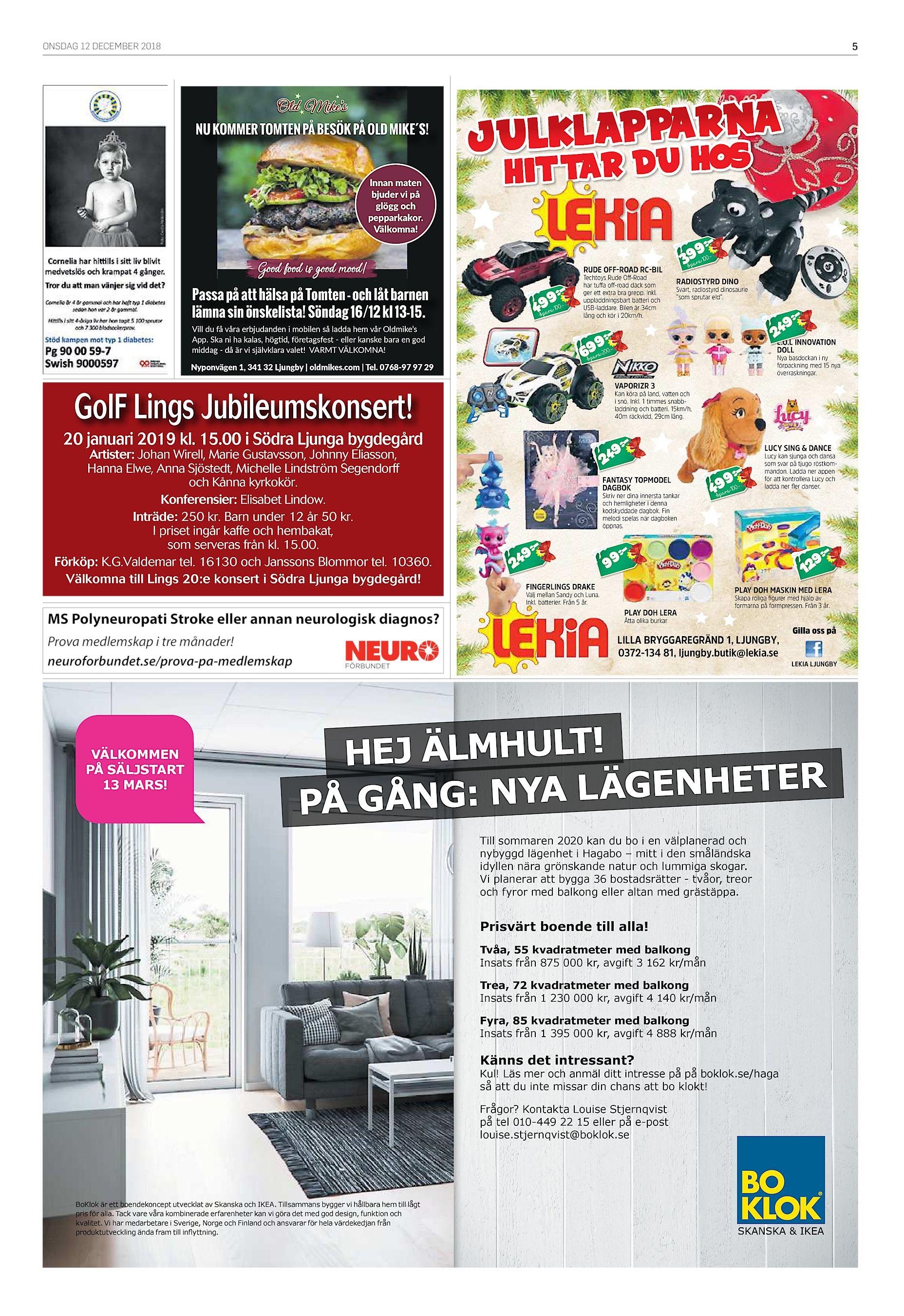 Hultskra Grd 1 Kronobergs Ln, Ljungby - unam.net