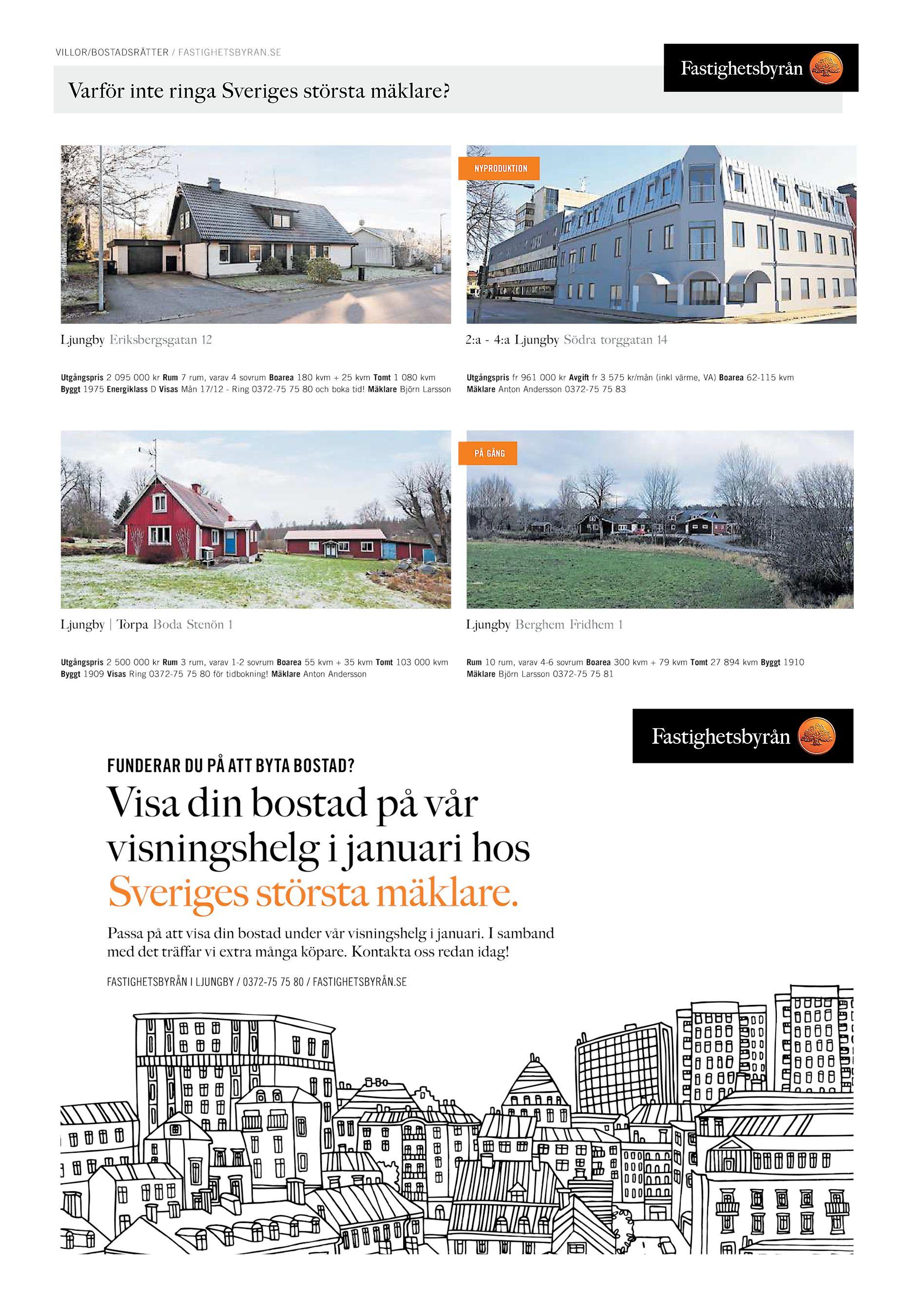 Hemtjnst - Ljungby kommun