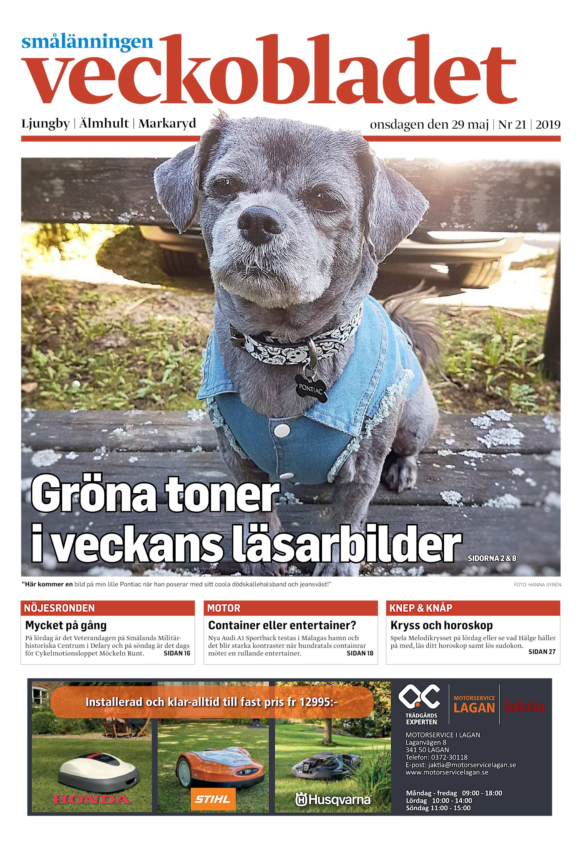 Veckobladet SV-20160323 (endast text)