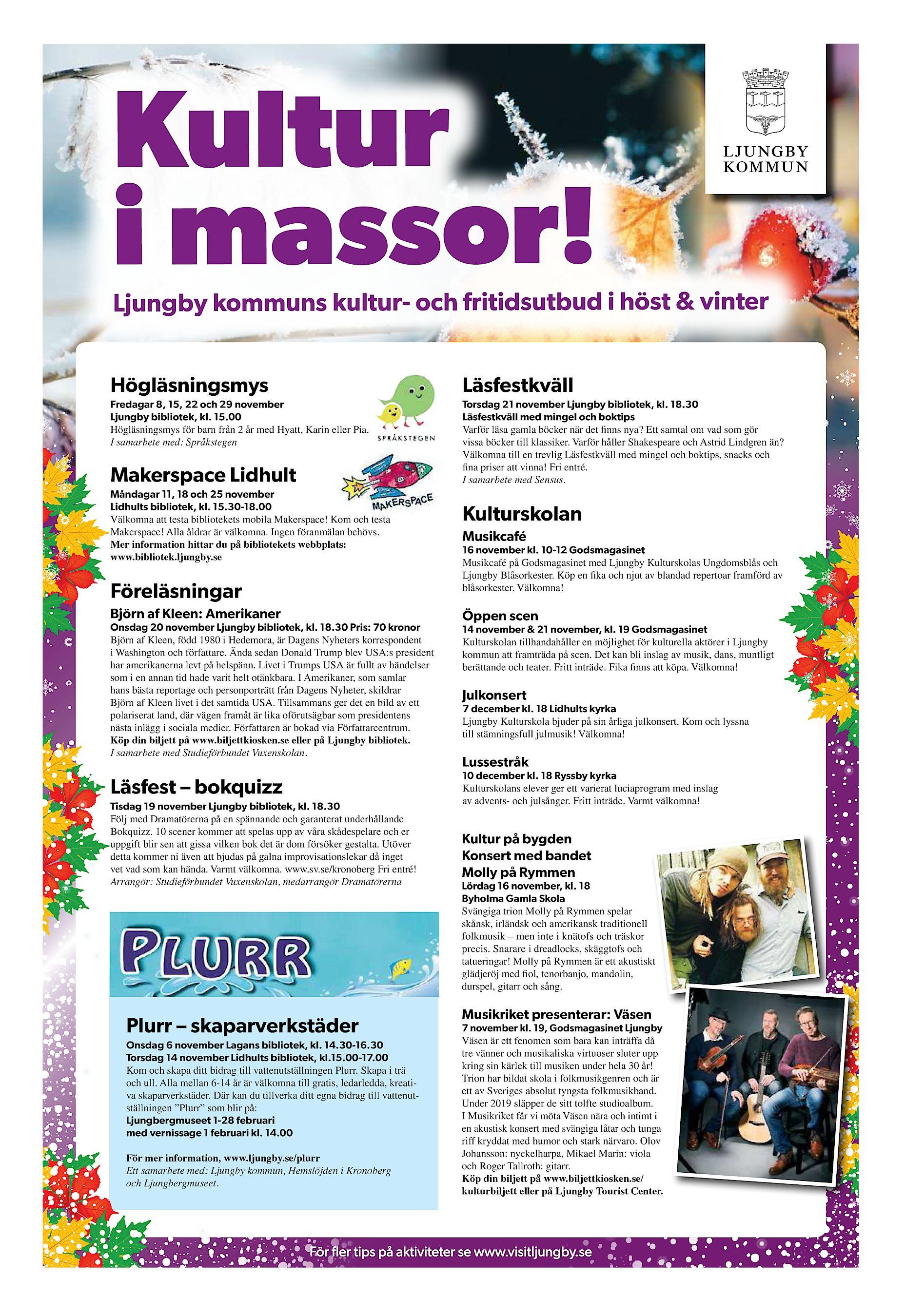 Konfirmation - Ljungby pastorat - Svenska kyrkan