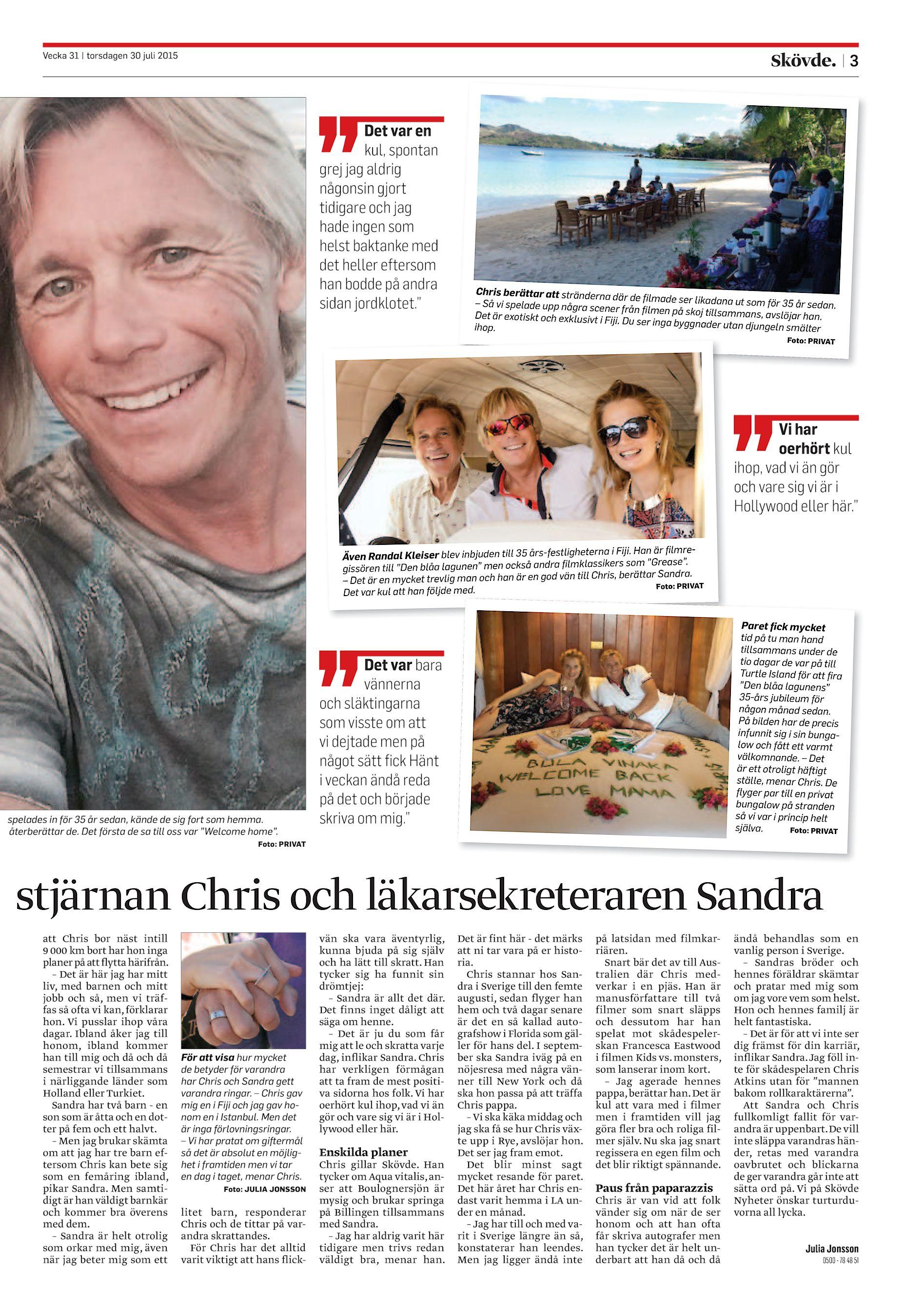 Skövde Nyheter SN-20150730 (endast text) 0c6be2ae106a7