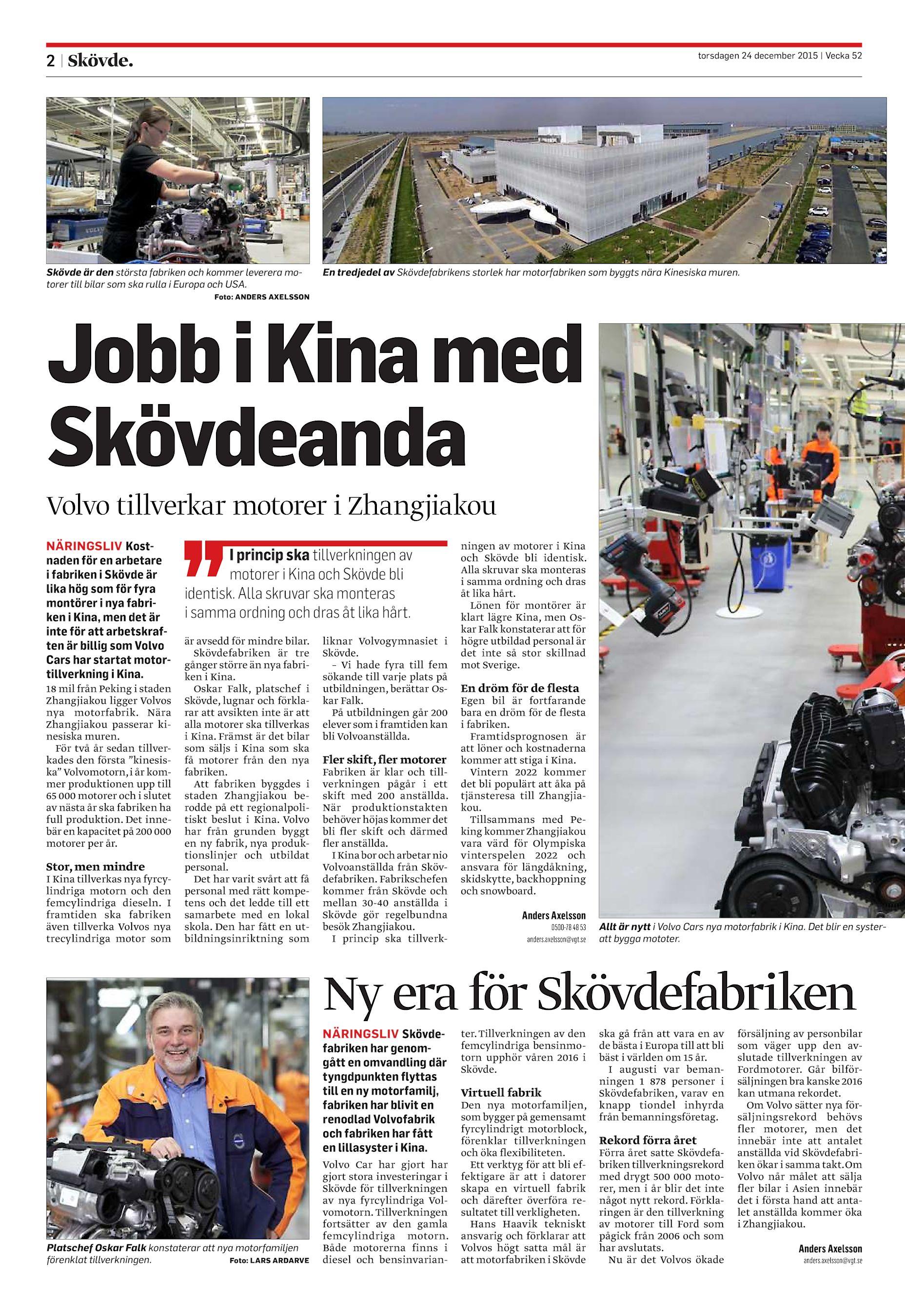 Skövde Nyheter SN-20151224 (endast text) 0d38e6f32d46f