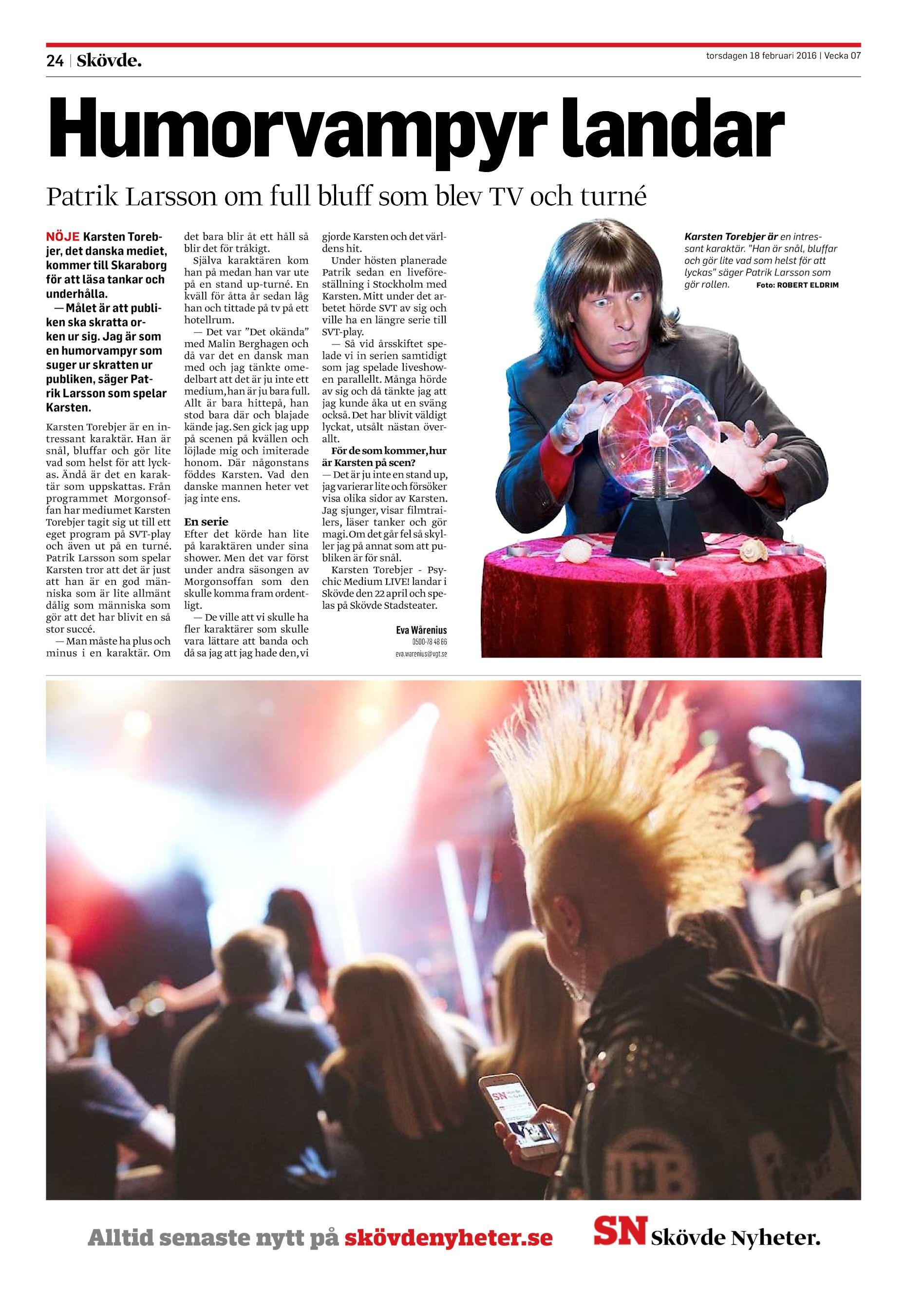 Skvde Nyheter SN-20160218 (endast text)