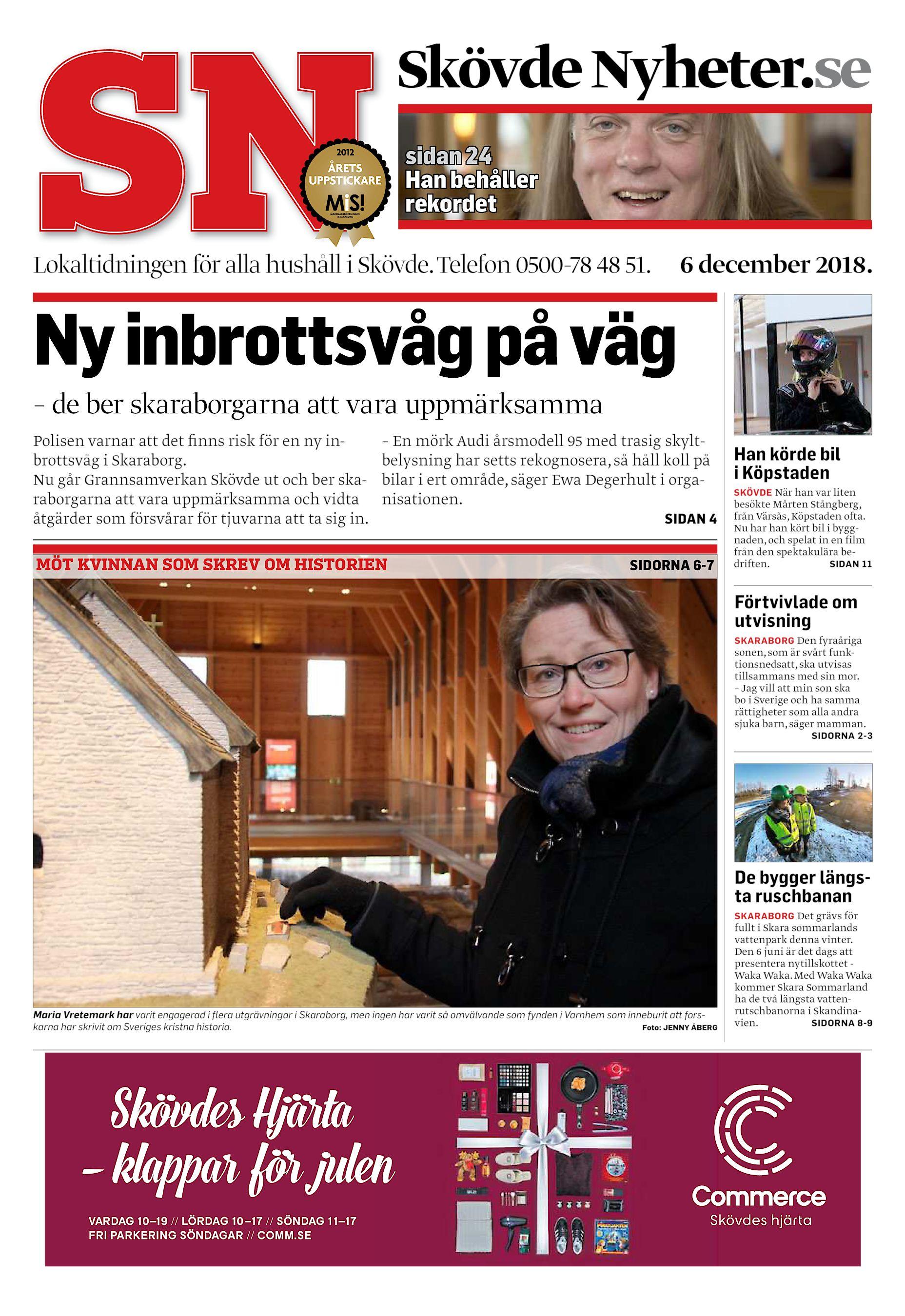 879f0a347a2 Skövde Nyheter SN-20181206 (endast text)