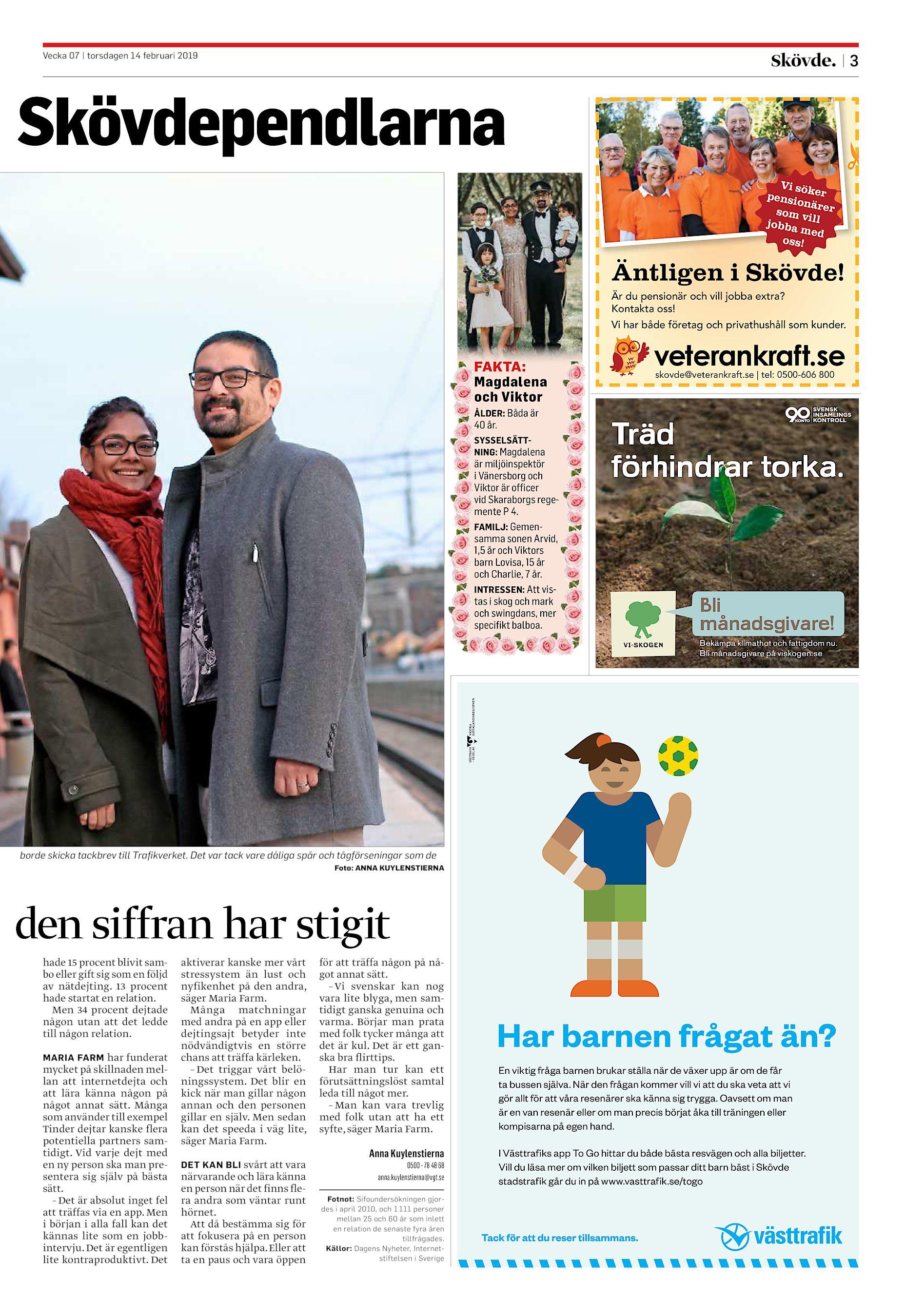 Sn 130801 by Skvde Nyheter - issuu
