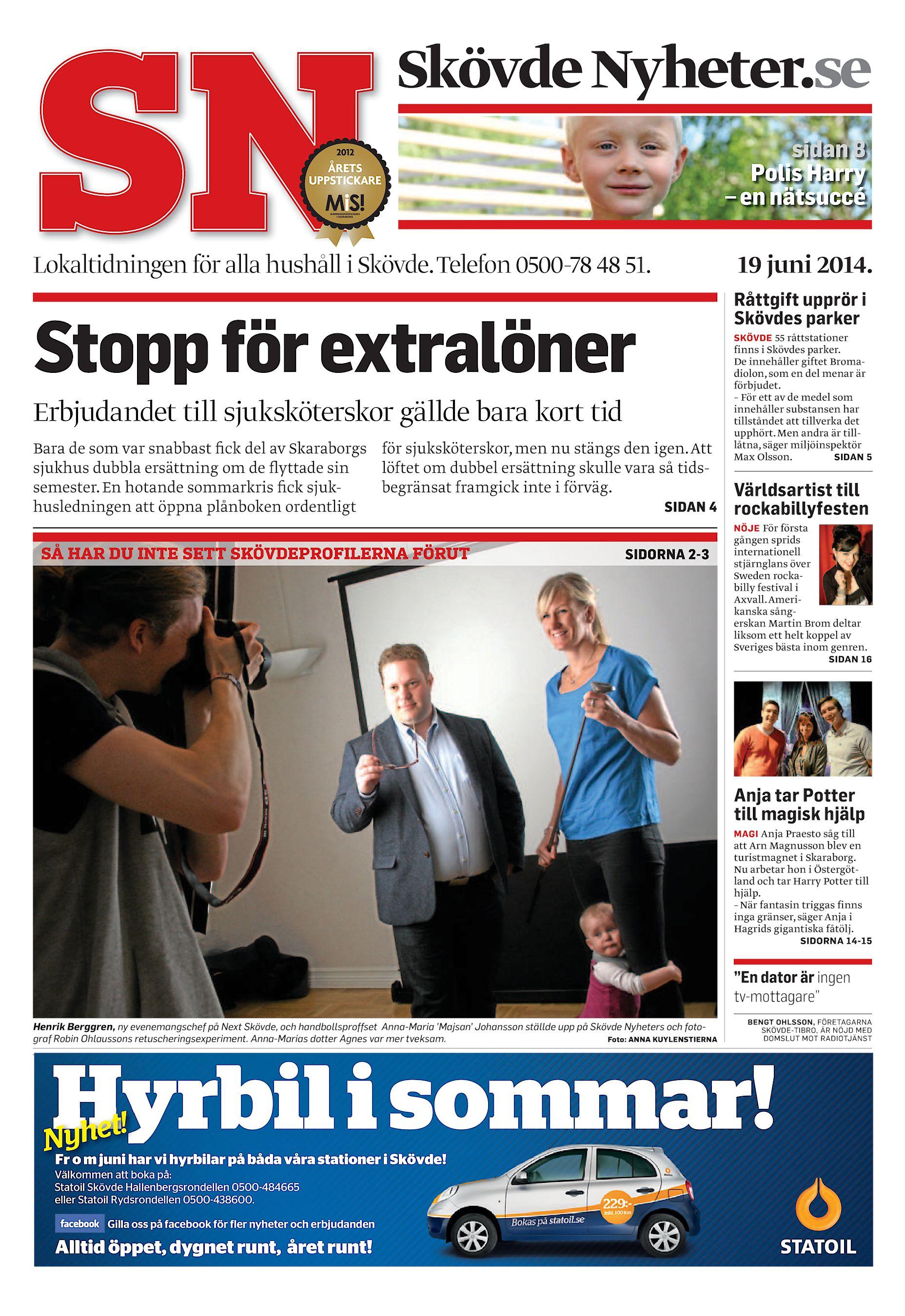 80d43e42654d Skövde Nyheter.se sidan 8 Polis Harry – en nätsuccé Lokaltidningen för alla  hushåll i Skövde. Telefon 0500-78 48 51. Stopp för extralöner Erbjudandet  till ...