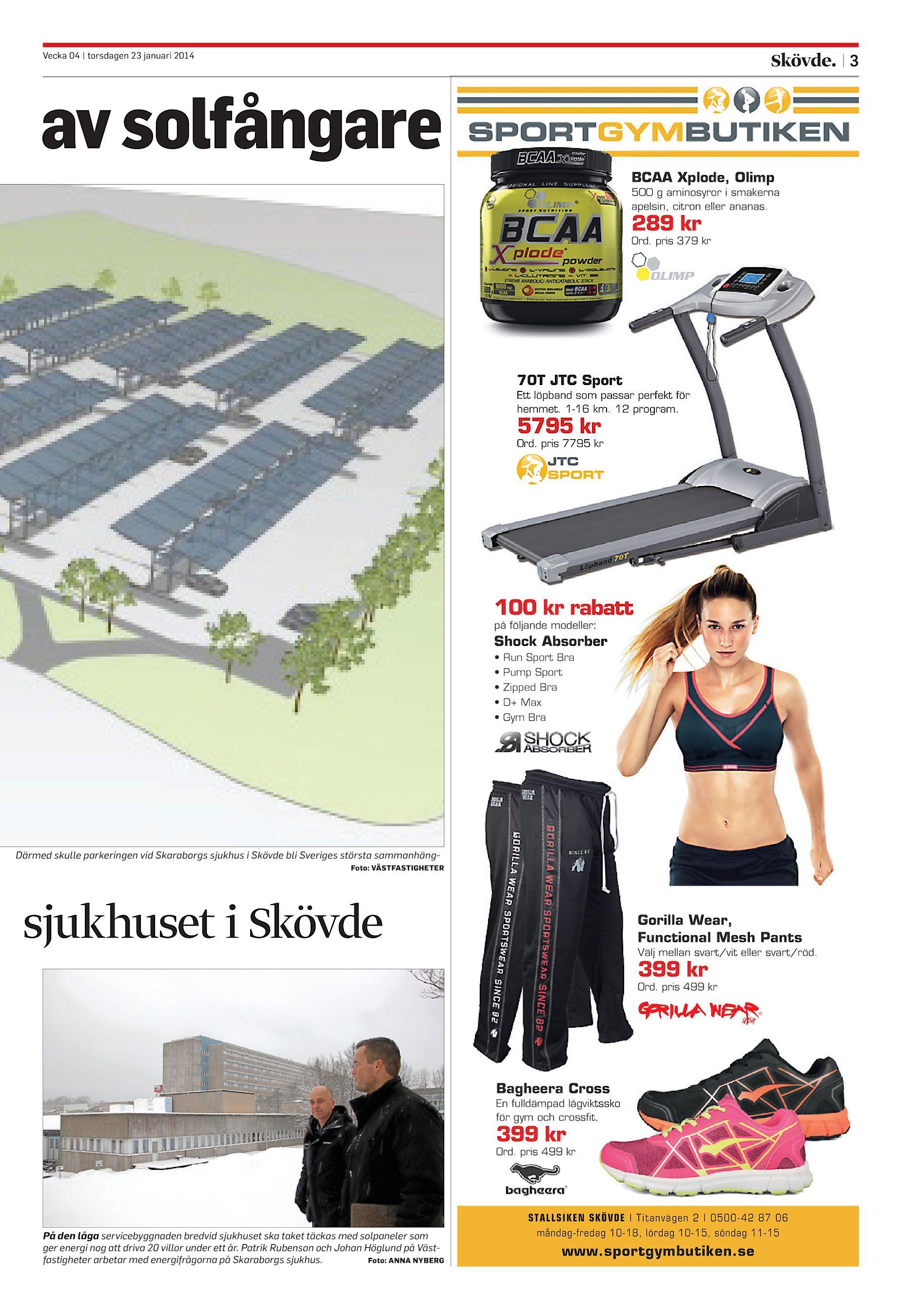 wholesale dealer 4da38 717d7 Skövde Nyheter SN-20140123 (endast text)