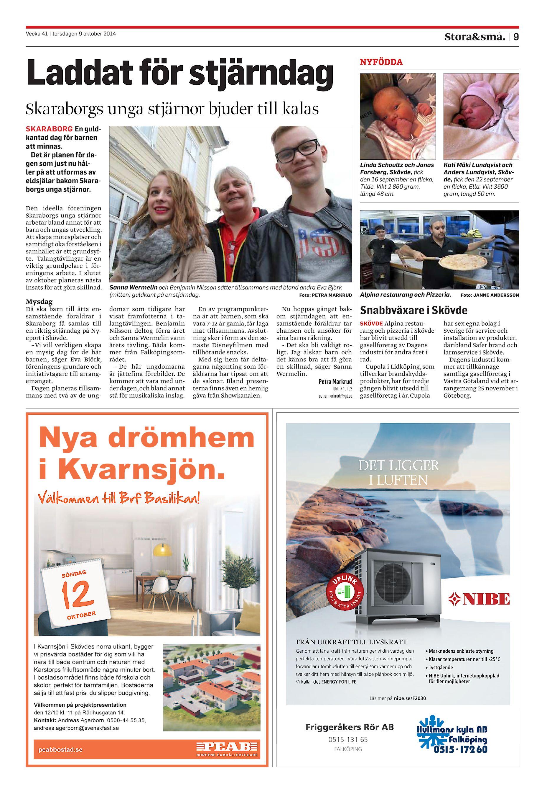 Skvde Nyheter 2012-08-23 by Skvde Nyheter - issuu