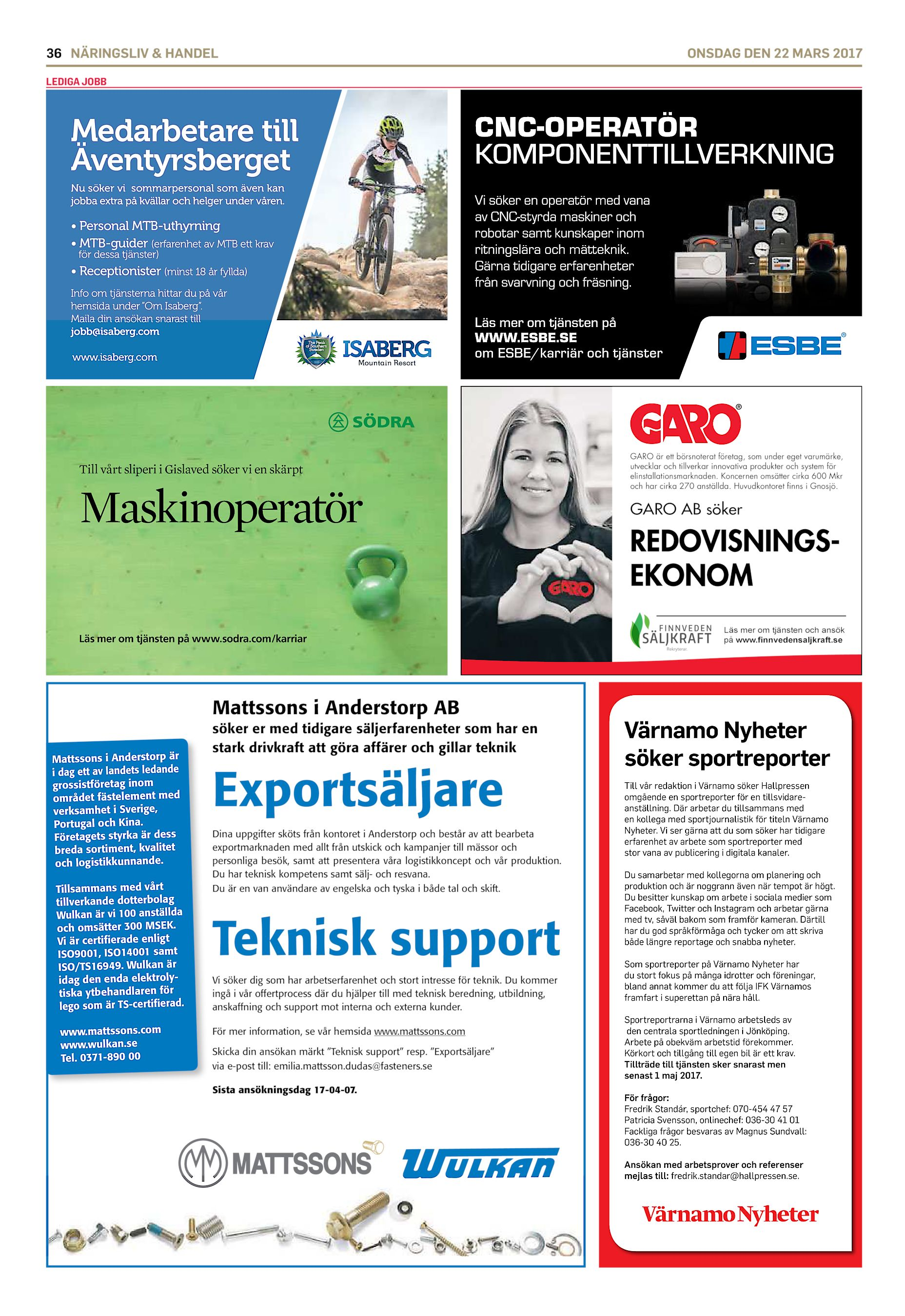 Cecilia Kppi, Krokusvgen 2, Anderstorp | satisfaction-survey.net