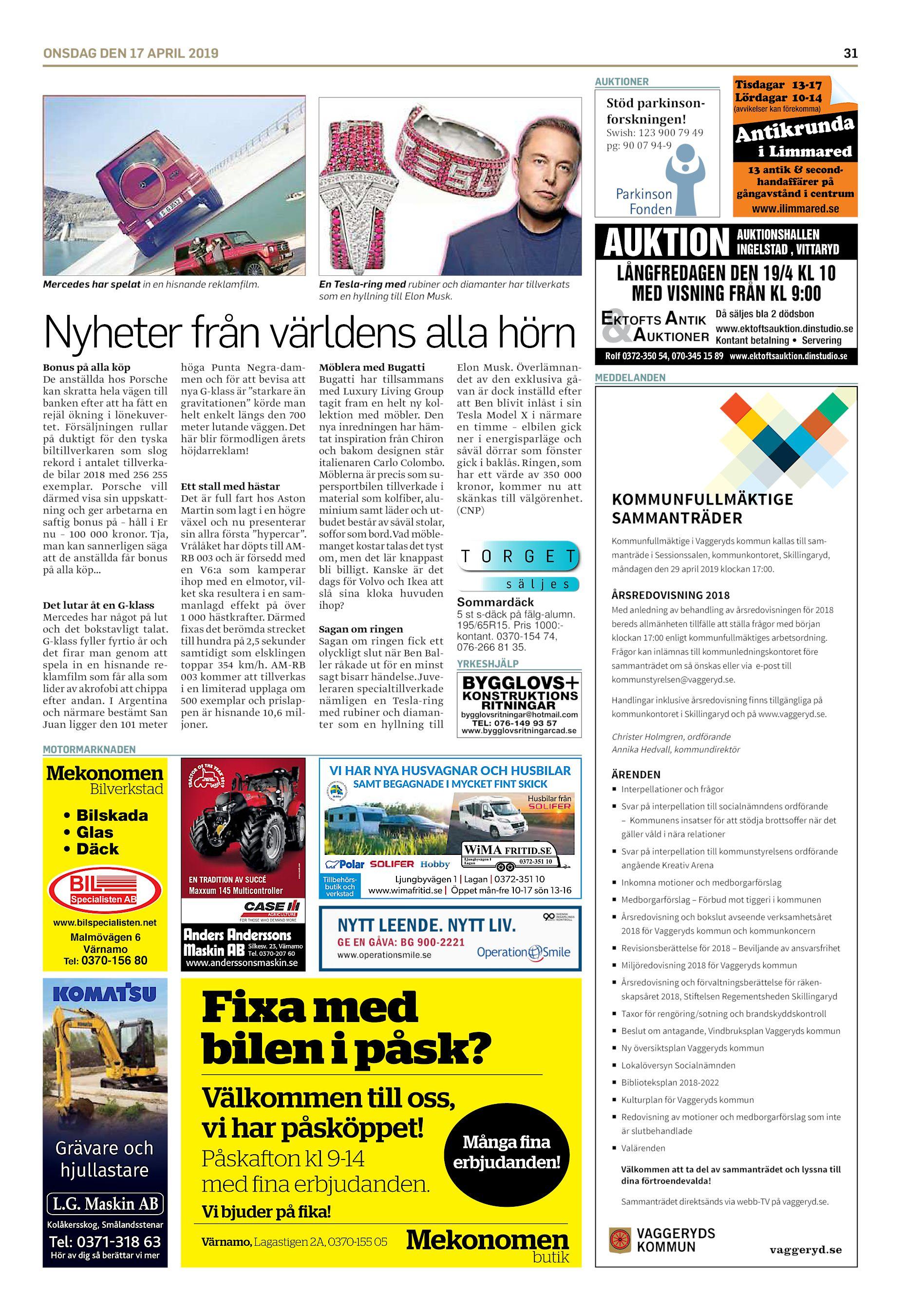 Ostoja Bjelovuk, Norra Nissastigen 1B, Smlandsstenar | unam.net