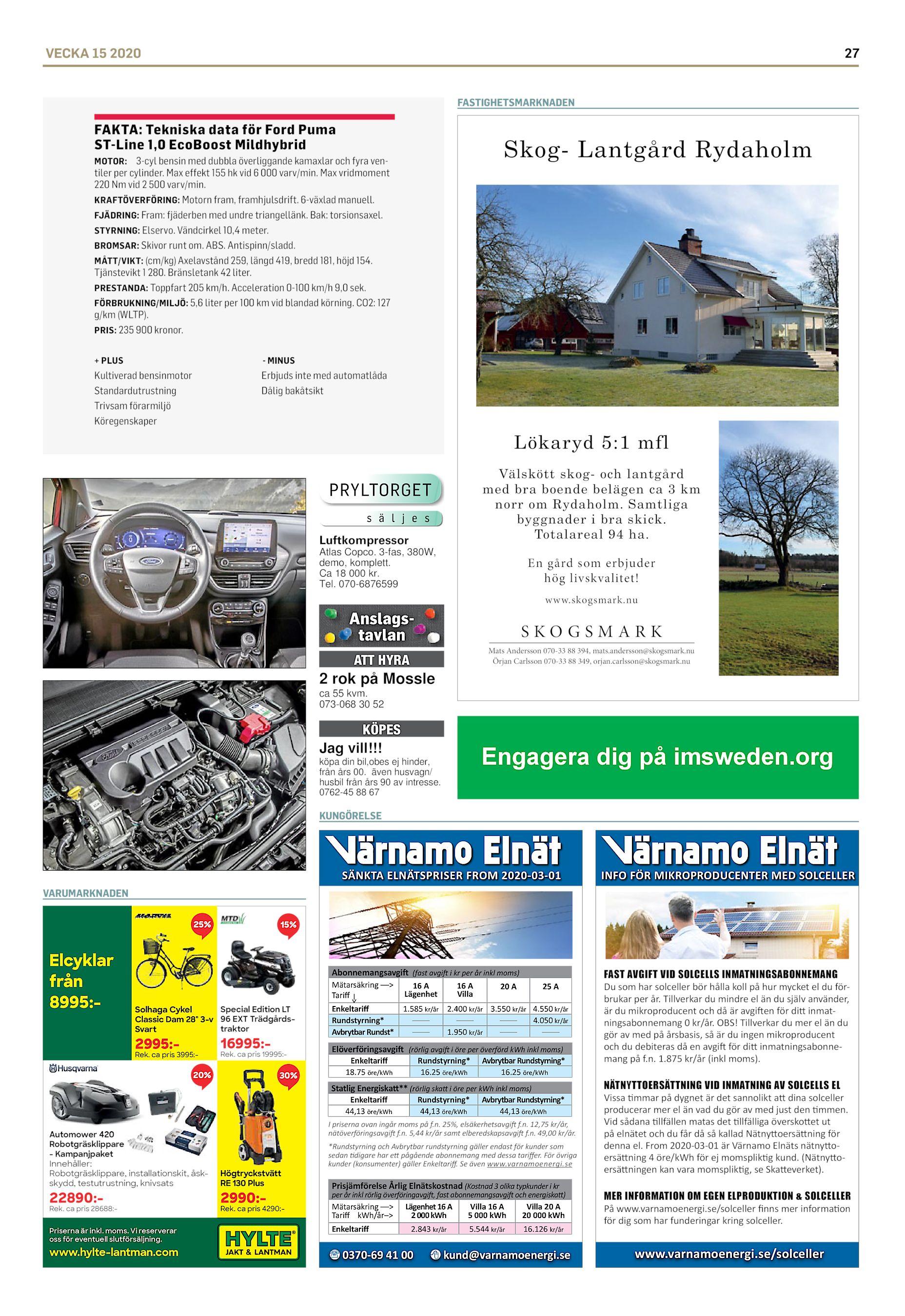 Svenska Fglar - Metropol Auktioner