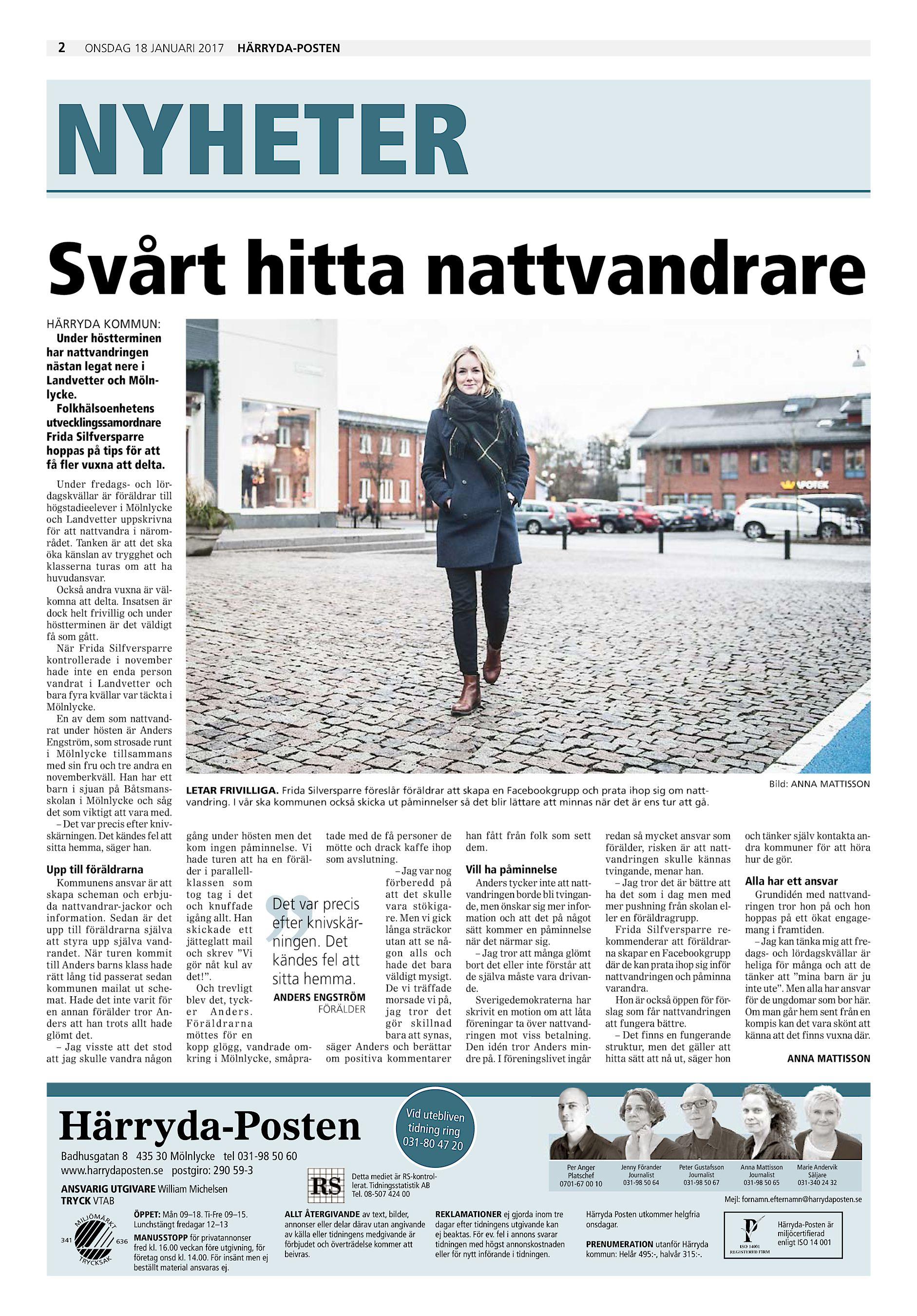 Hrrydaposten / Partille Tidning HP-2017-01-18 (endast text)