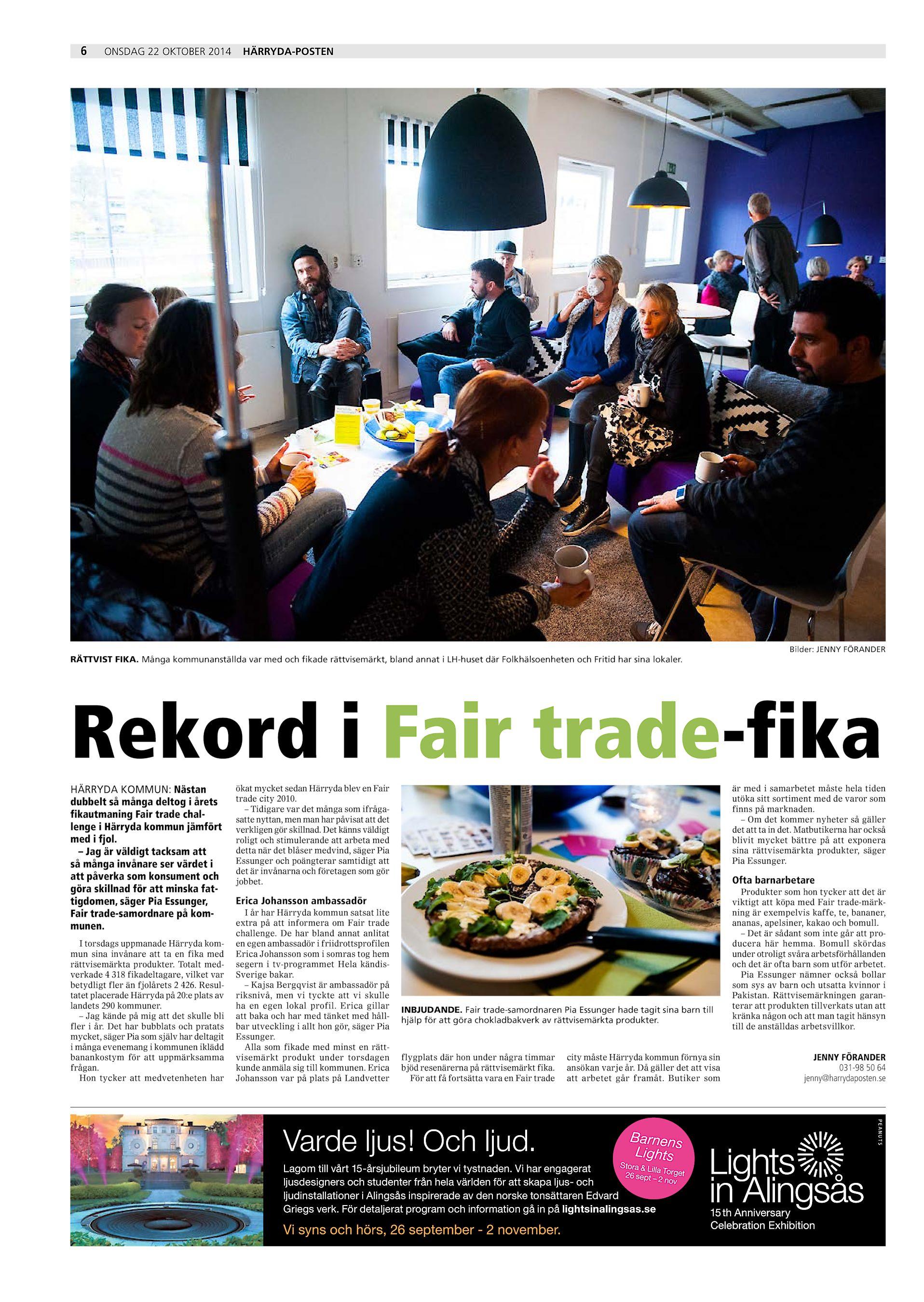 Härrydaposten   Partille Tidning HP-2014-10-22 (endast text) 4141bc42ce9b8
