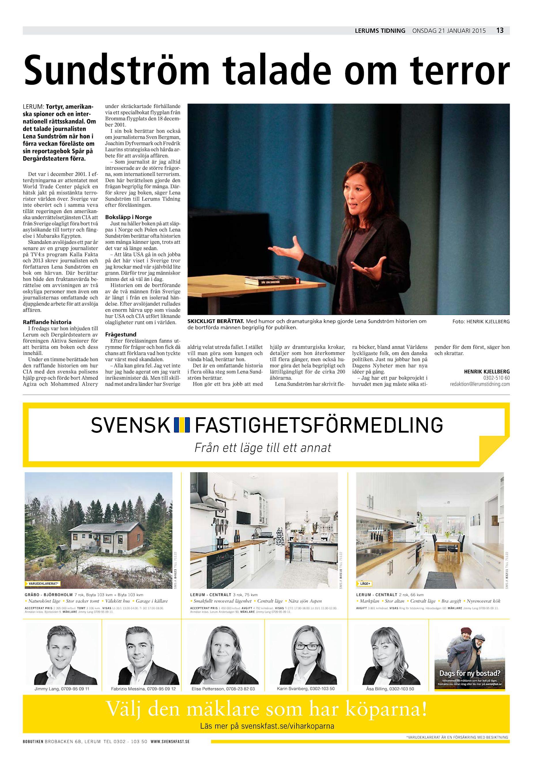 Svensk fast i polsk rattsskandal