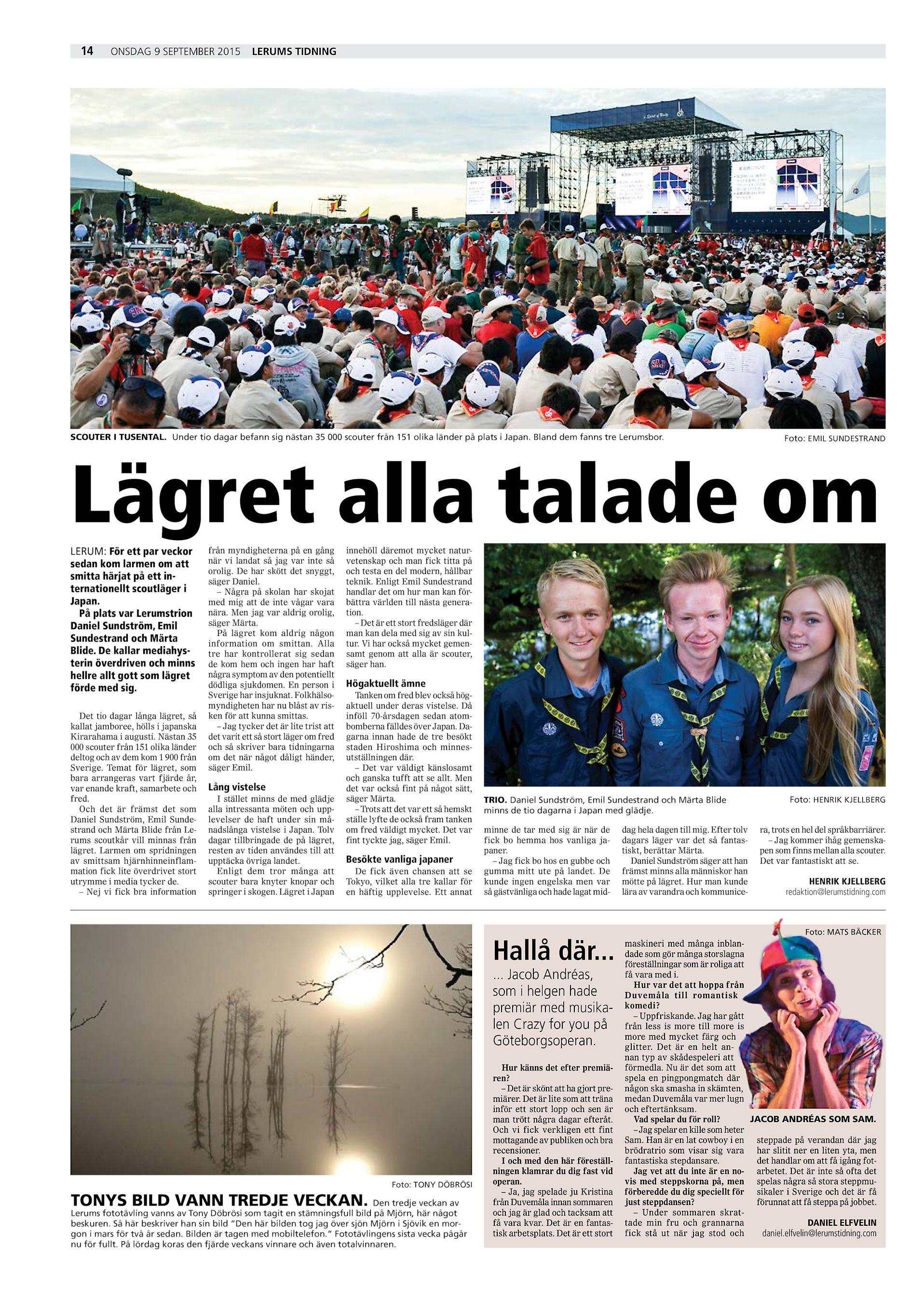 Avs los angeles sadan tidning stad