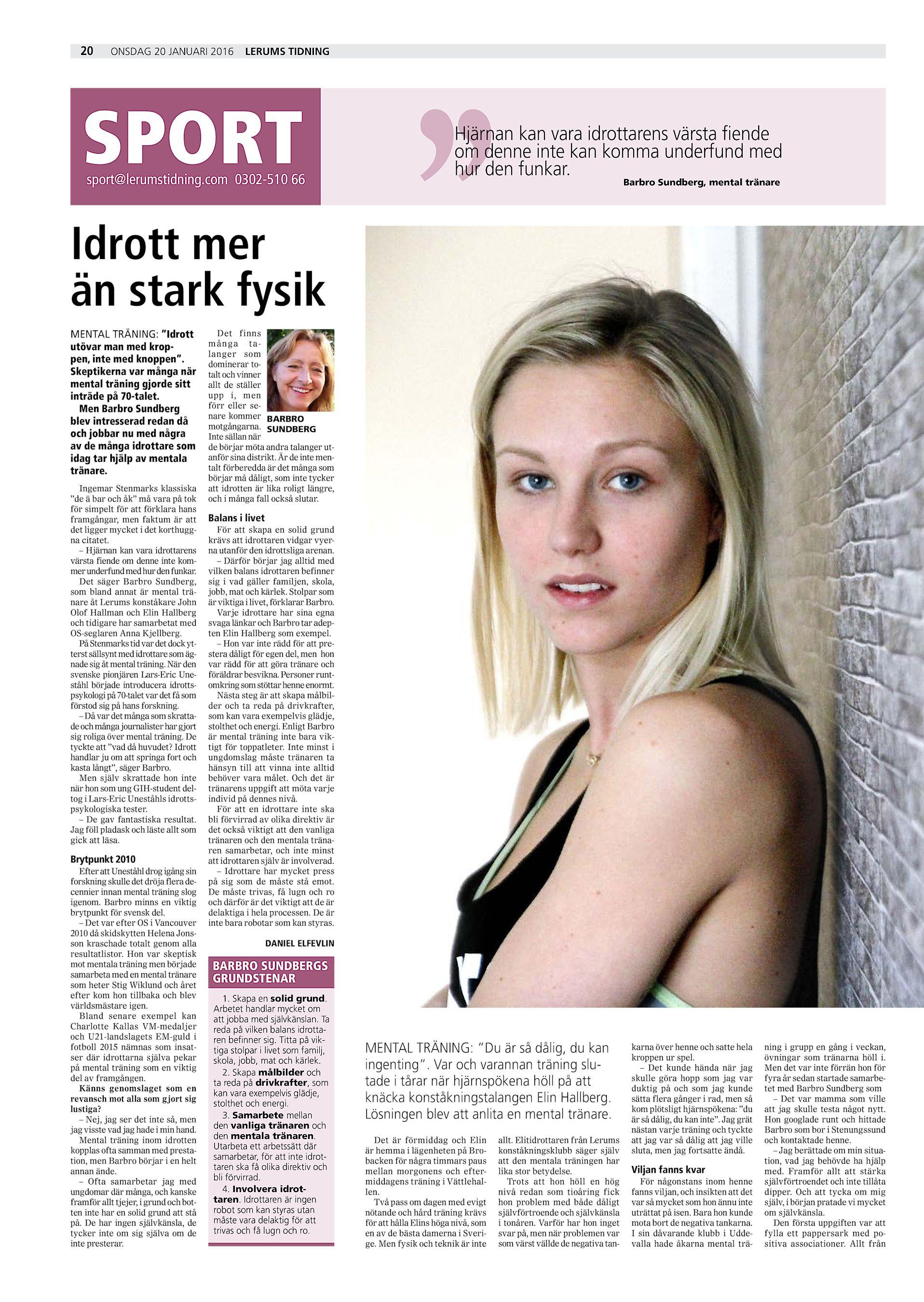 Jenny palmqvist far doma direkt