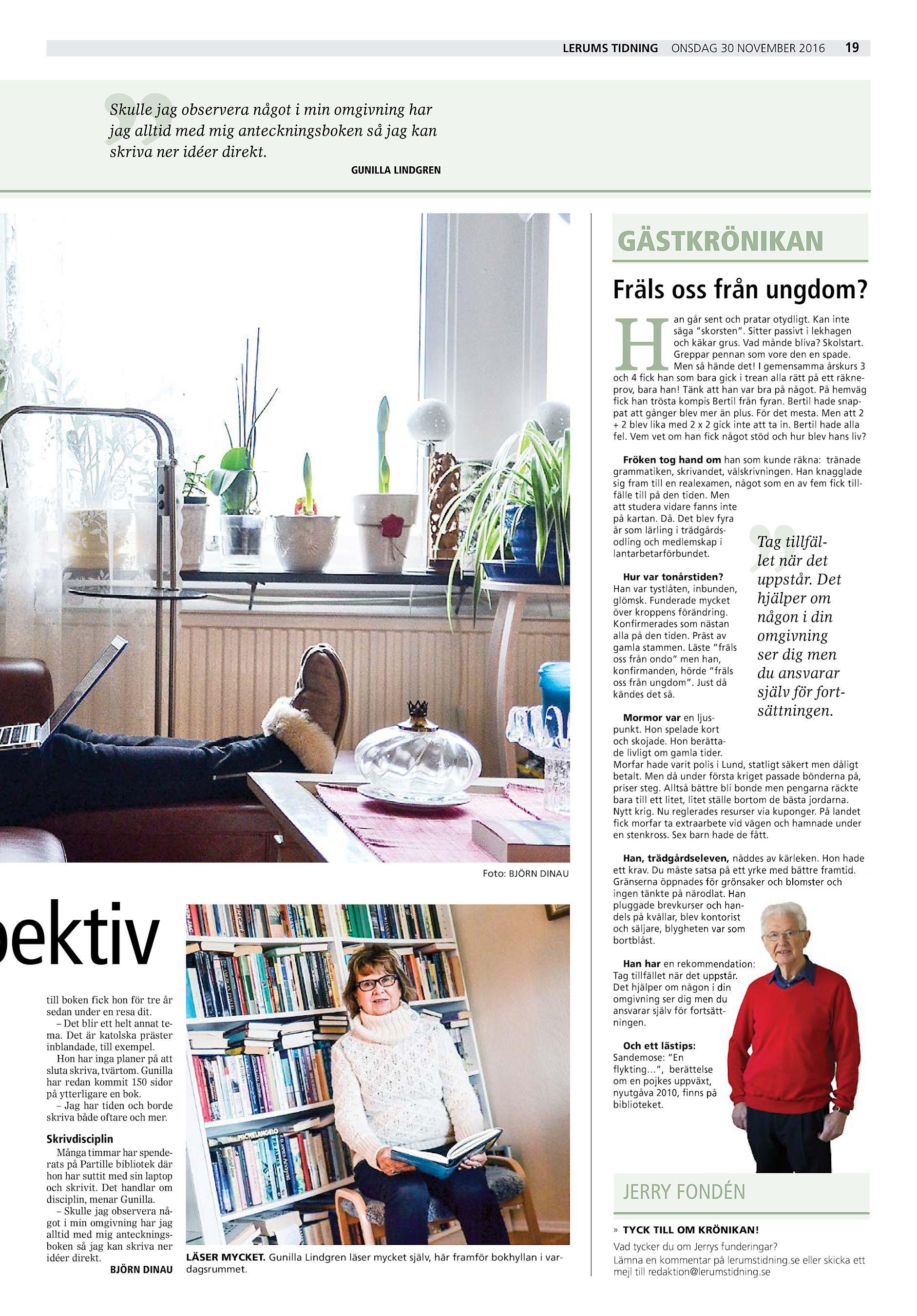 Lerums tidning lt 2016 11 30 (endast text)