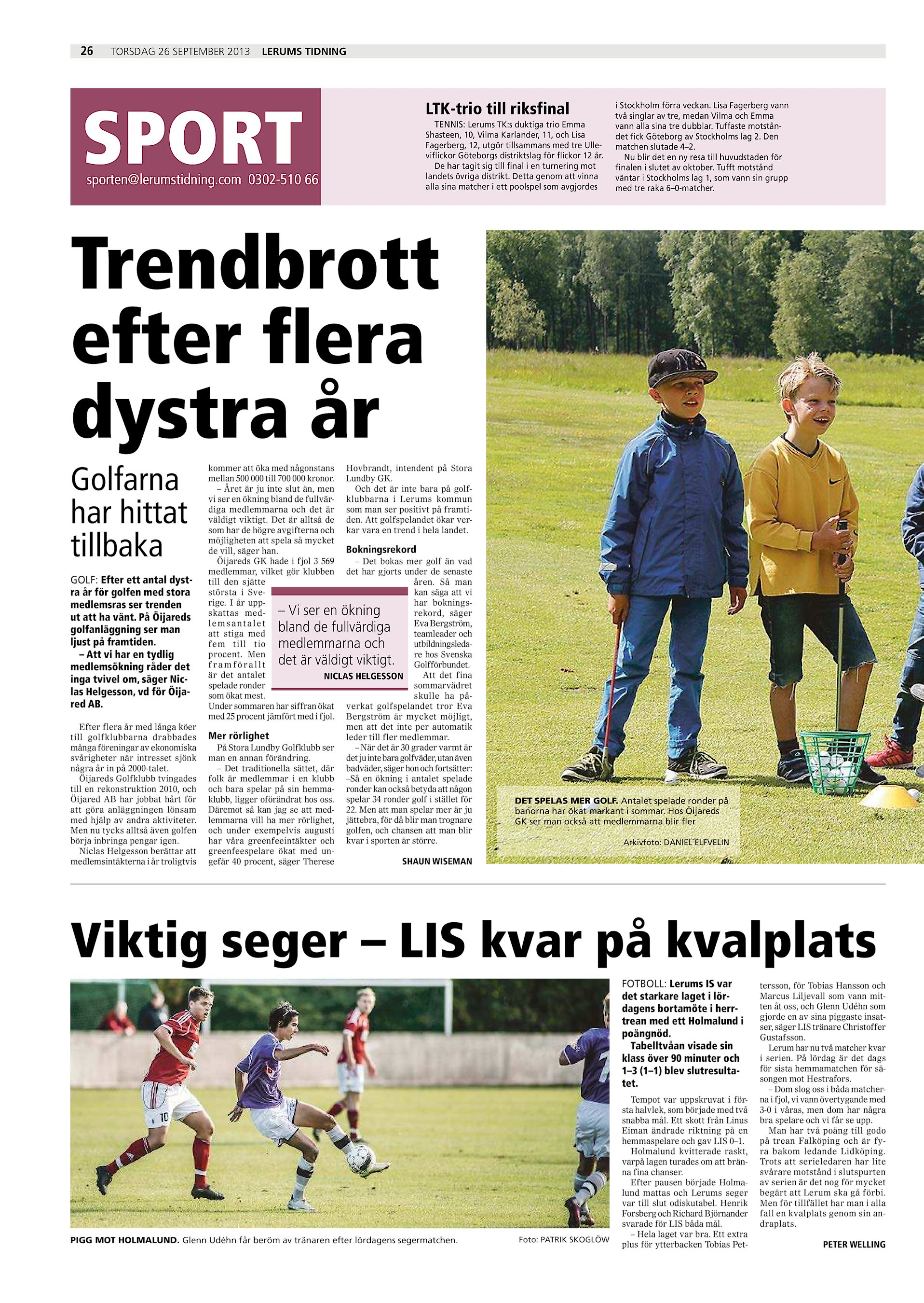 Ulrika Hedenstrm, Stenaredsvgen 26, Olofstorp | satisfaction-survey.net