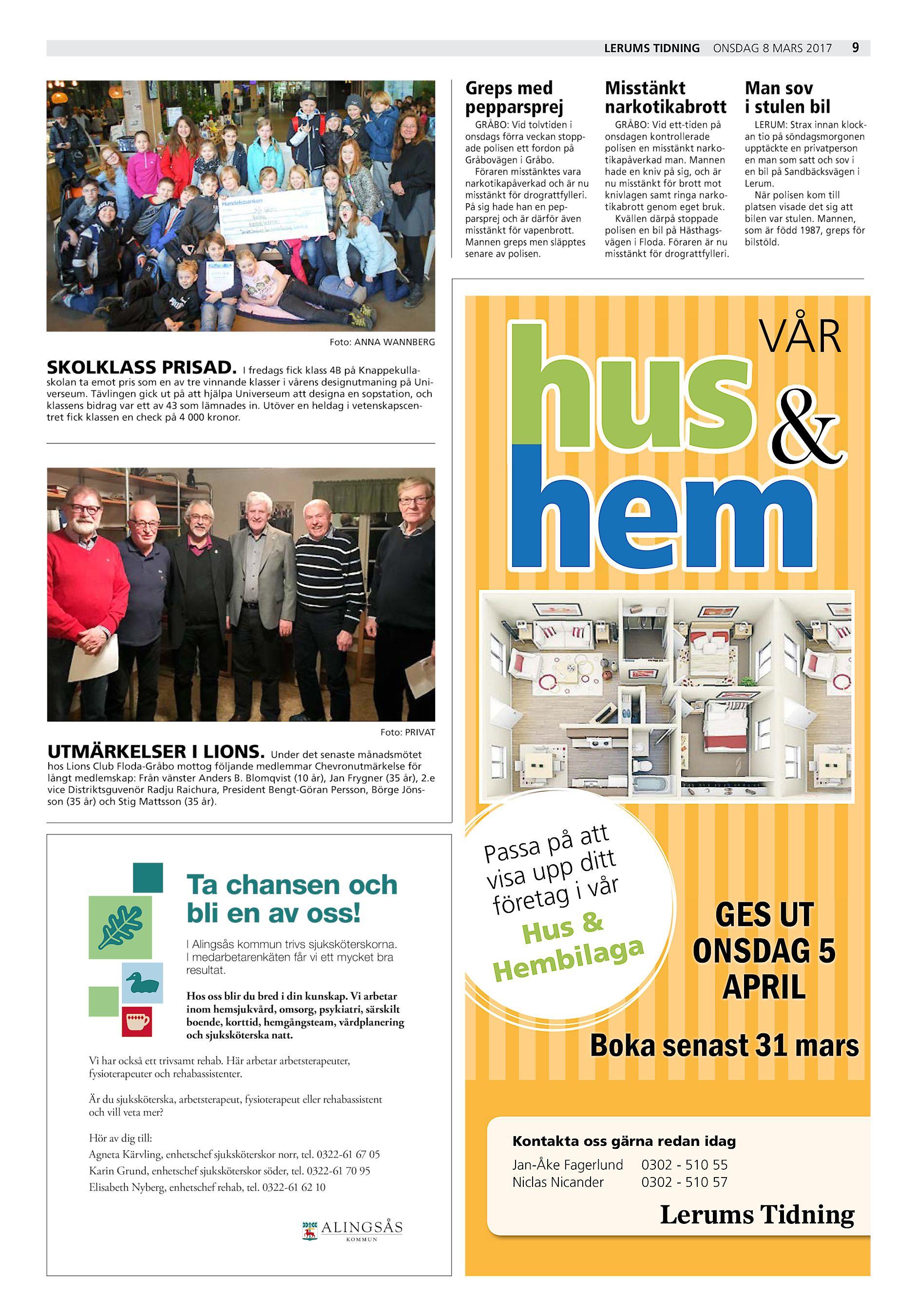 Dansk pepparsprej mot 70 aring