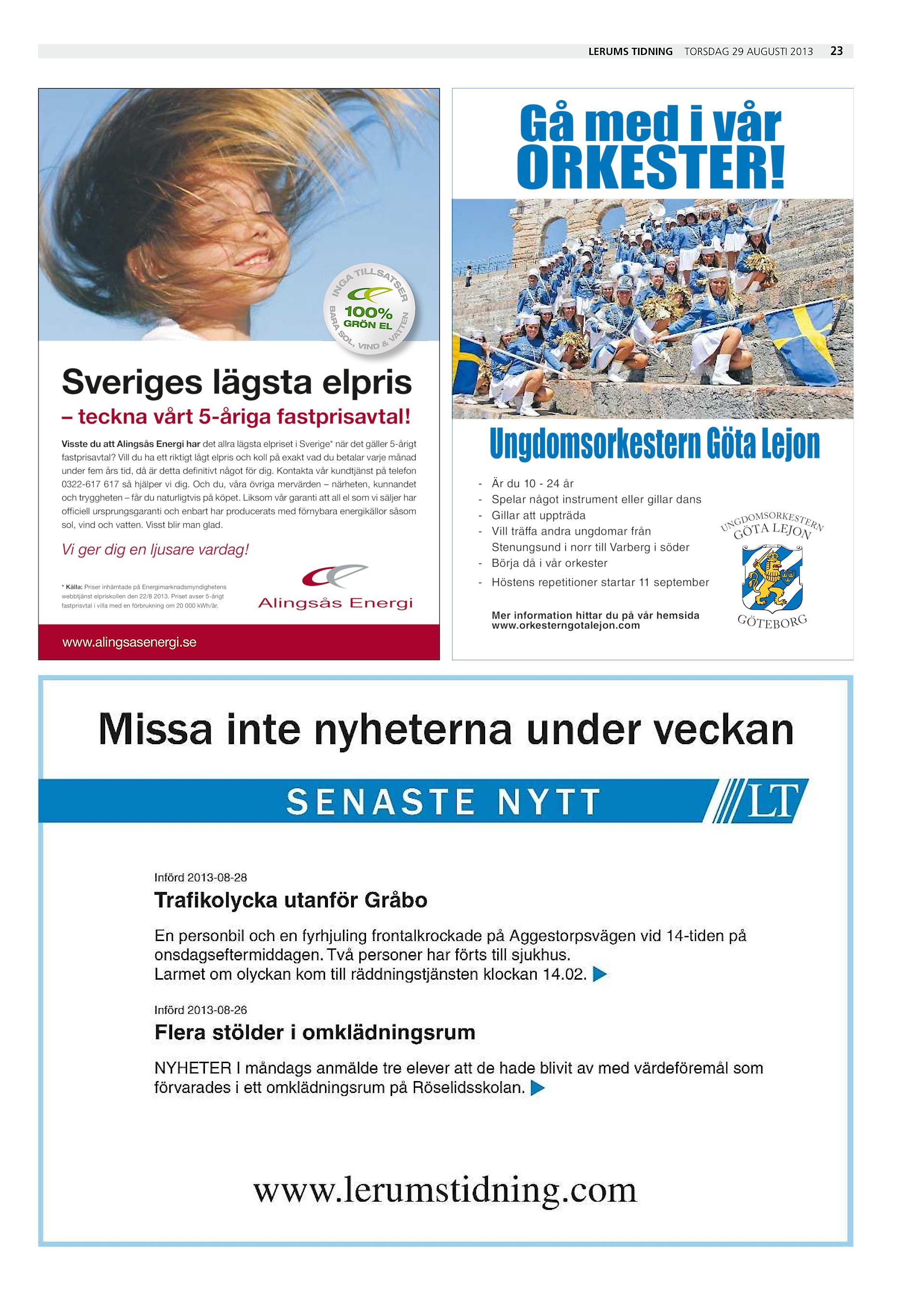 Trffa singlar frn hela Sverige p Mtesplatsen