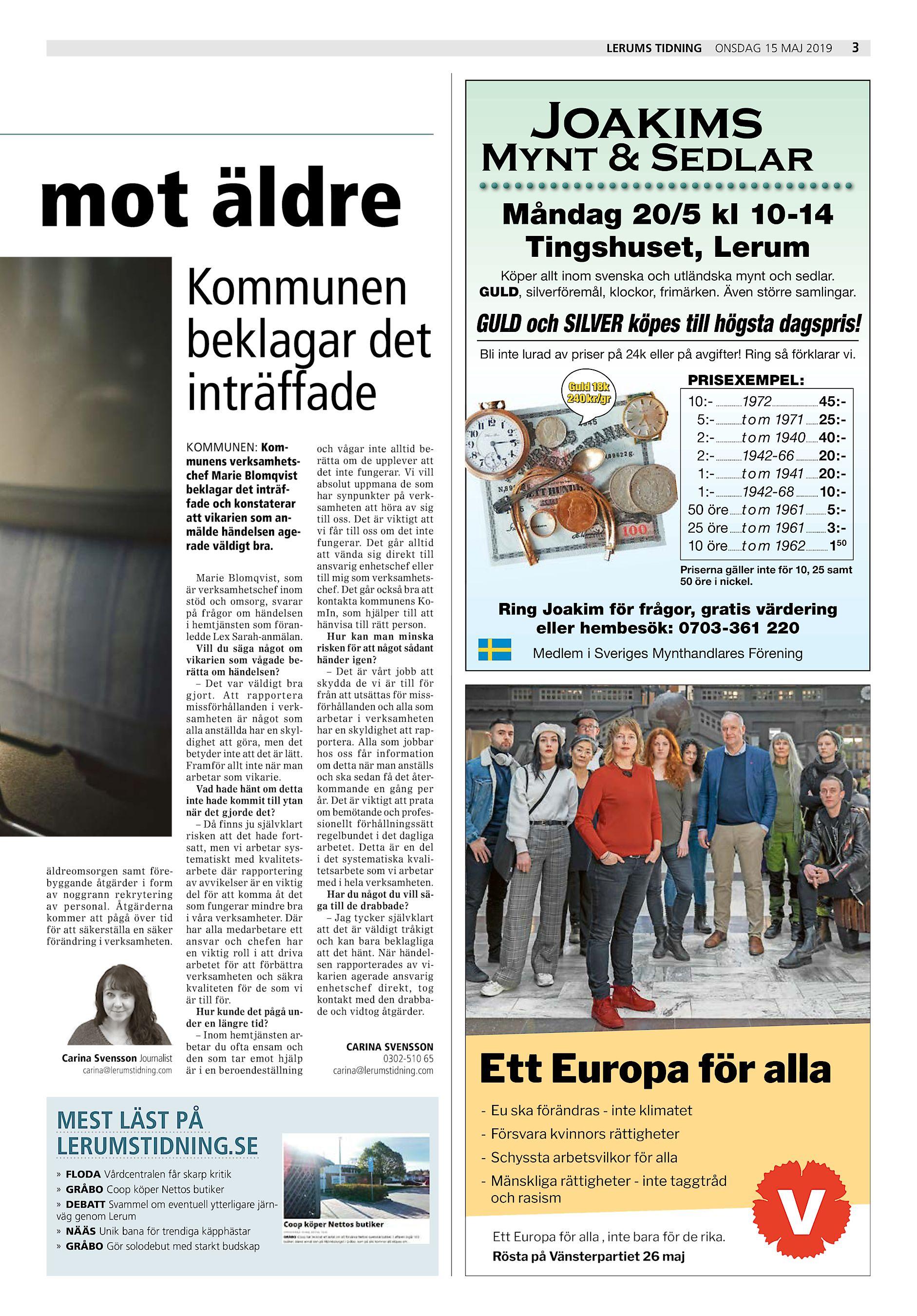 ppna mtesplatser - Region Gotland