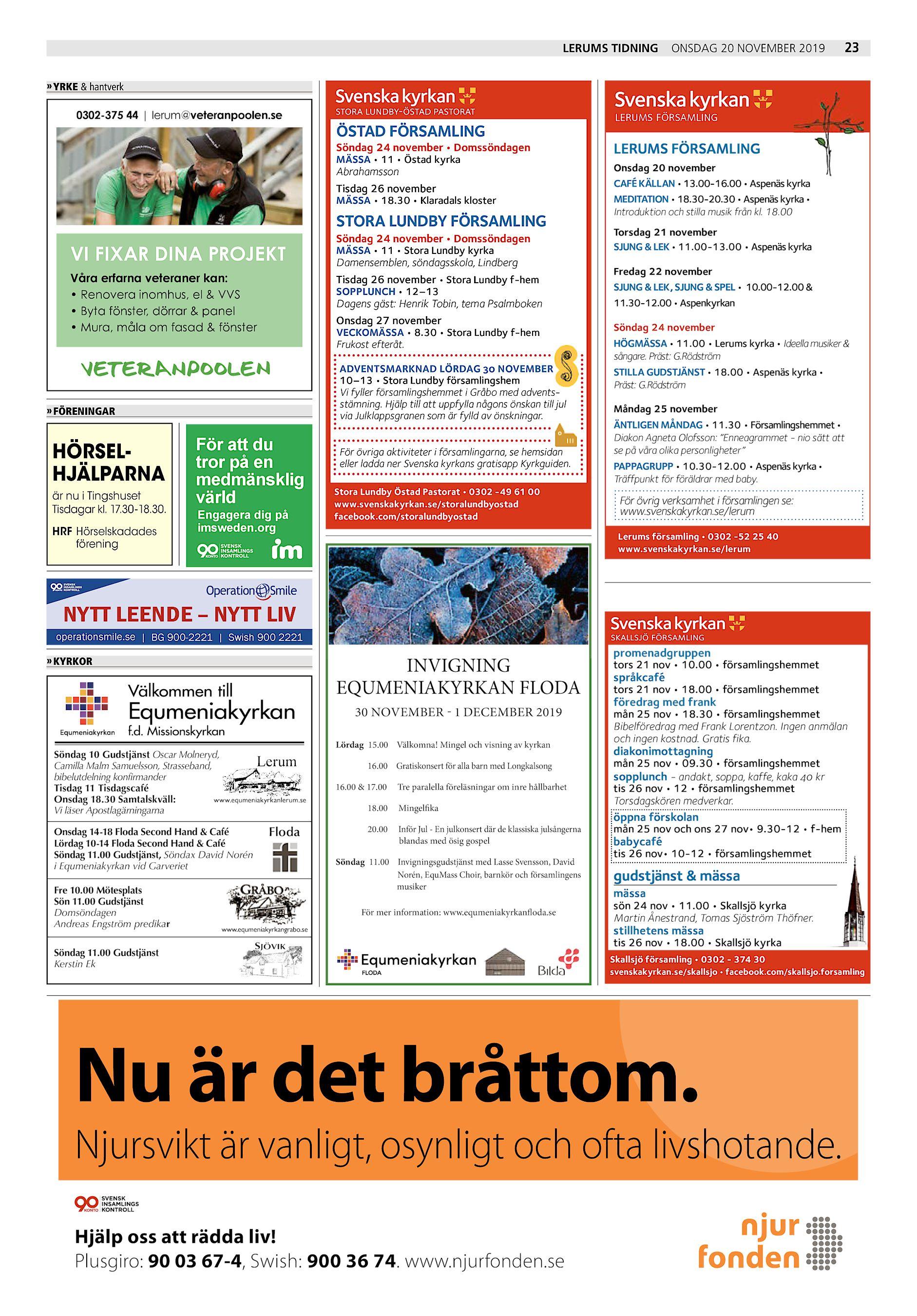 Patrik Larsson, stads Steri 12, Alingss | patient-survey.net
